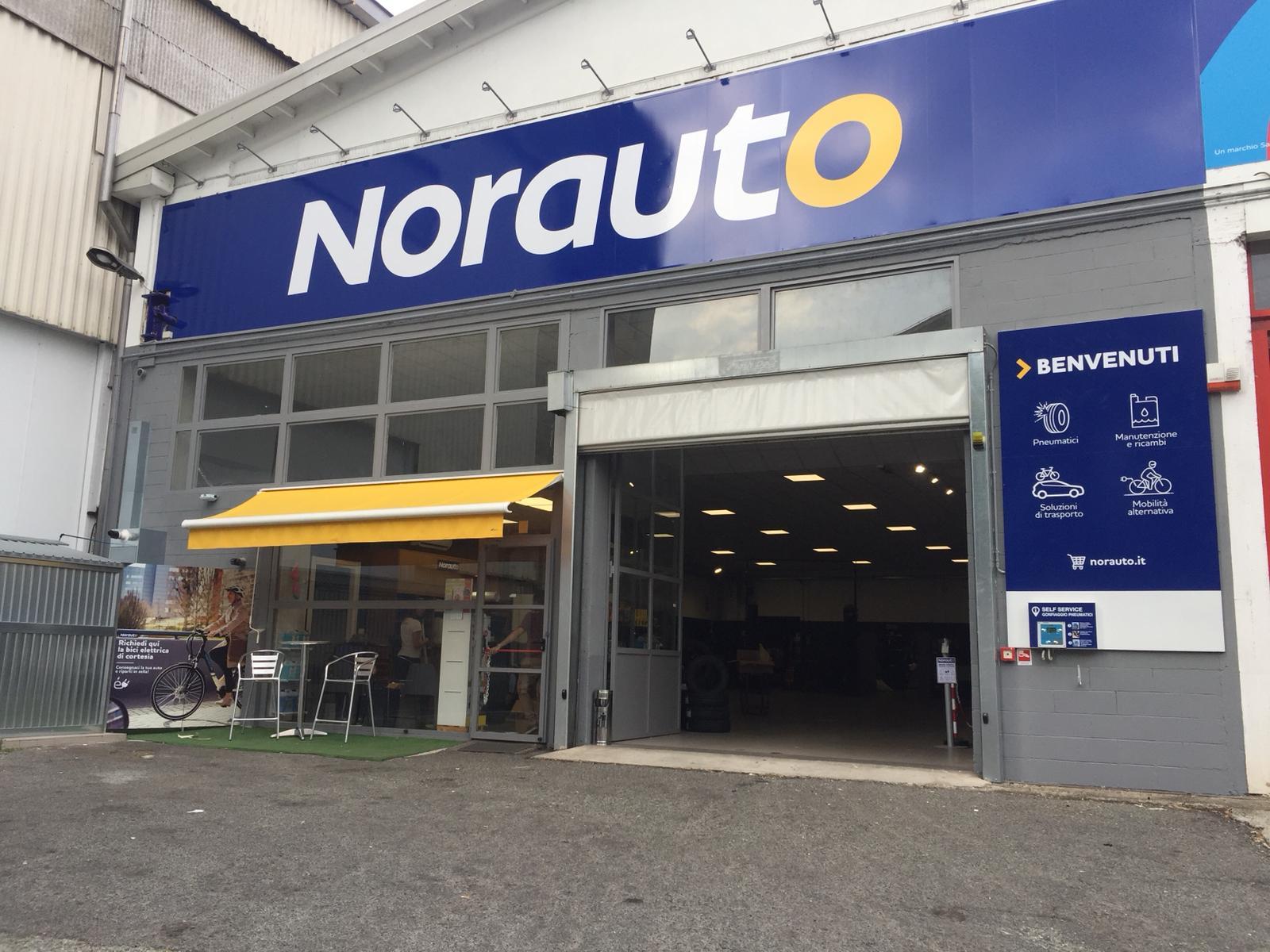 Il tuo centro auto Norauto Vigliani