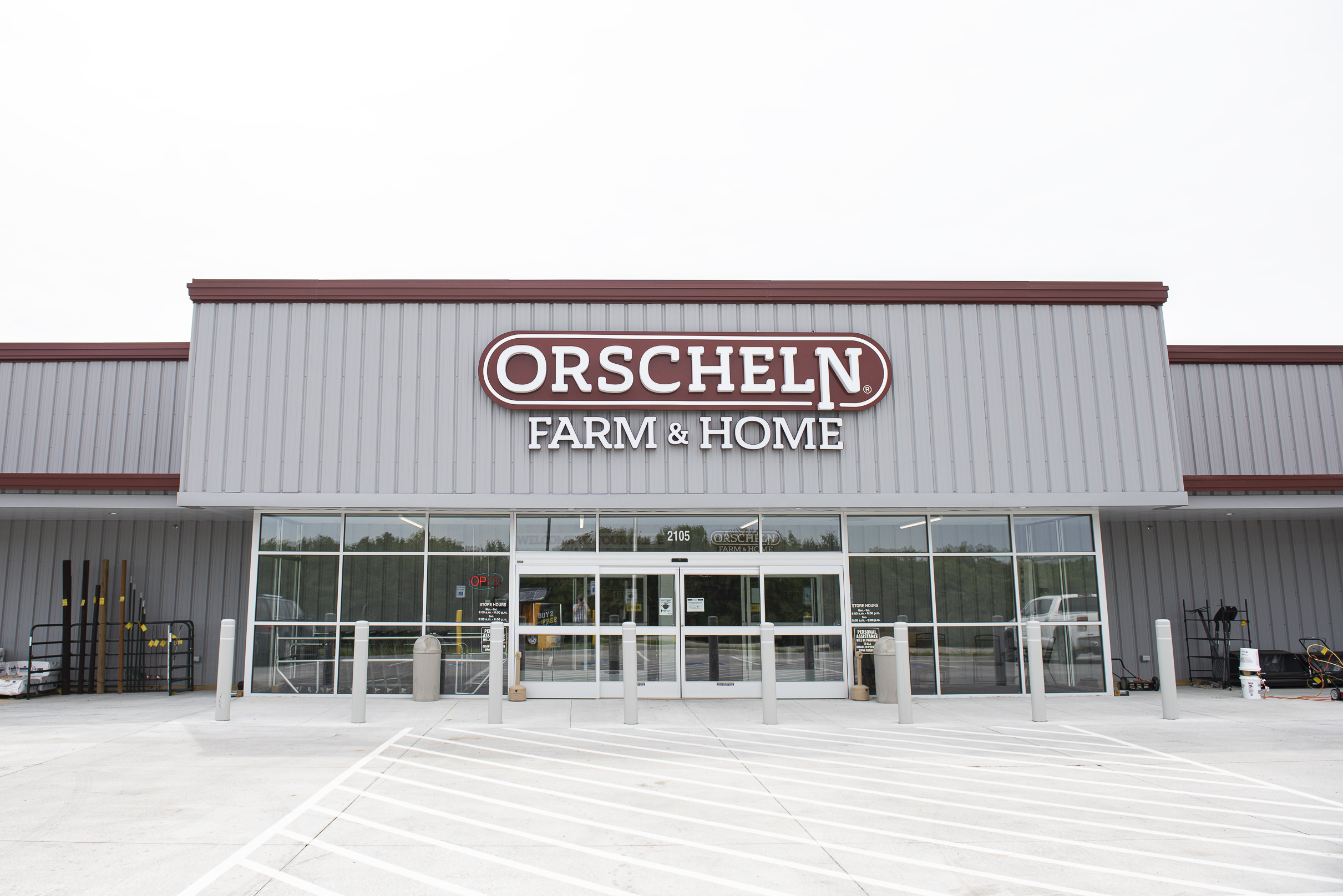 Front view of Orscheln Farm & Home Store in Crete, Nebraska 68333