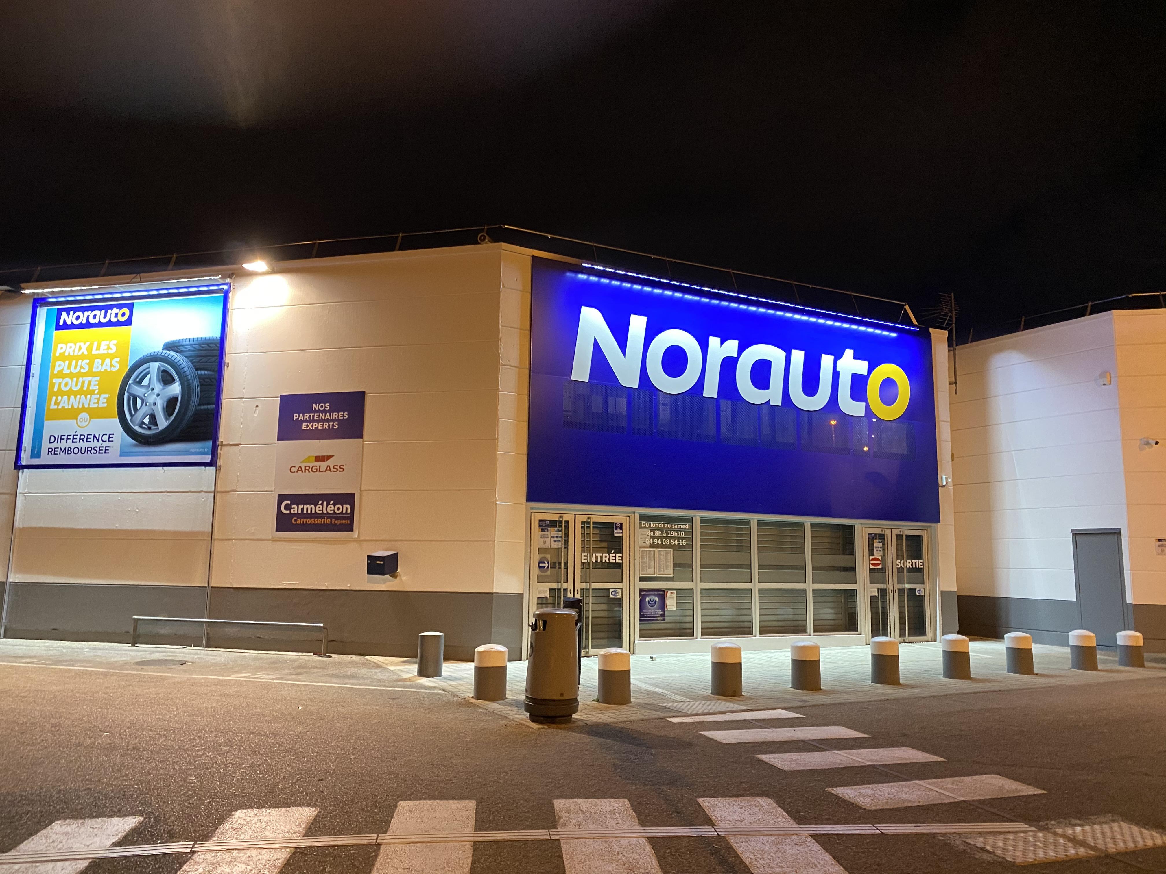 Votre centre auto Norauto Toulon La Garde