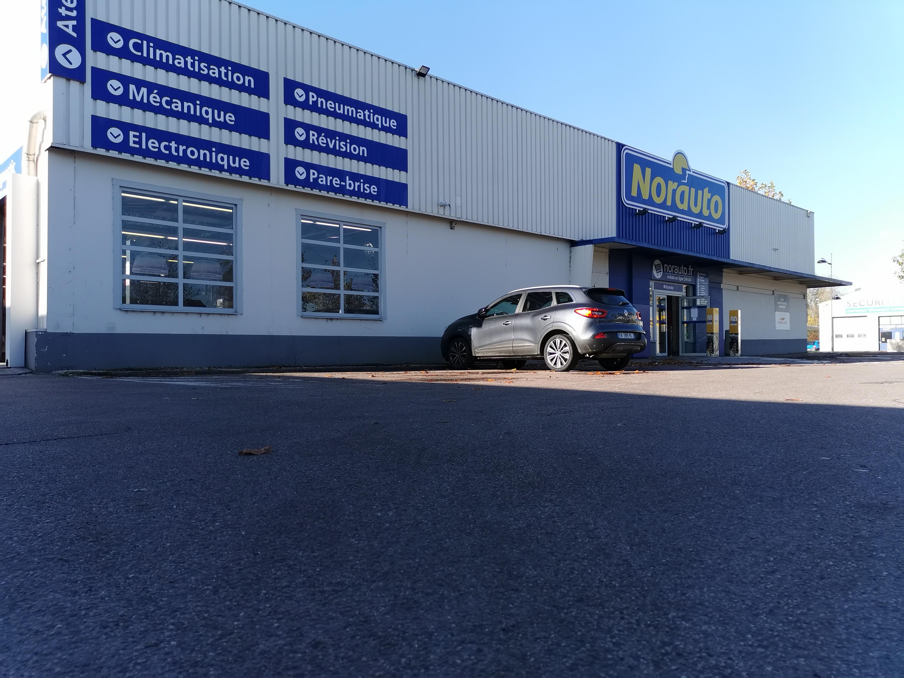 Votre centre auto Norauto Saint Dizier