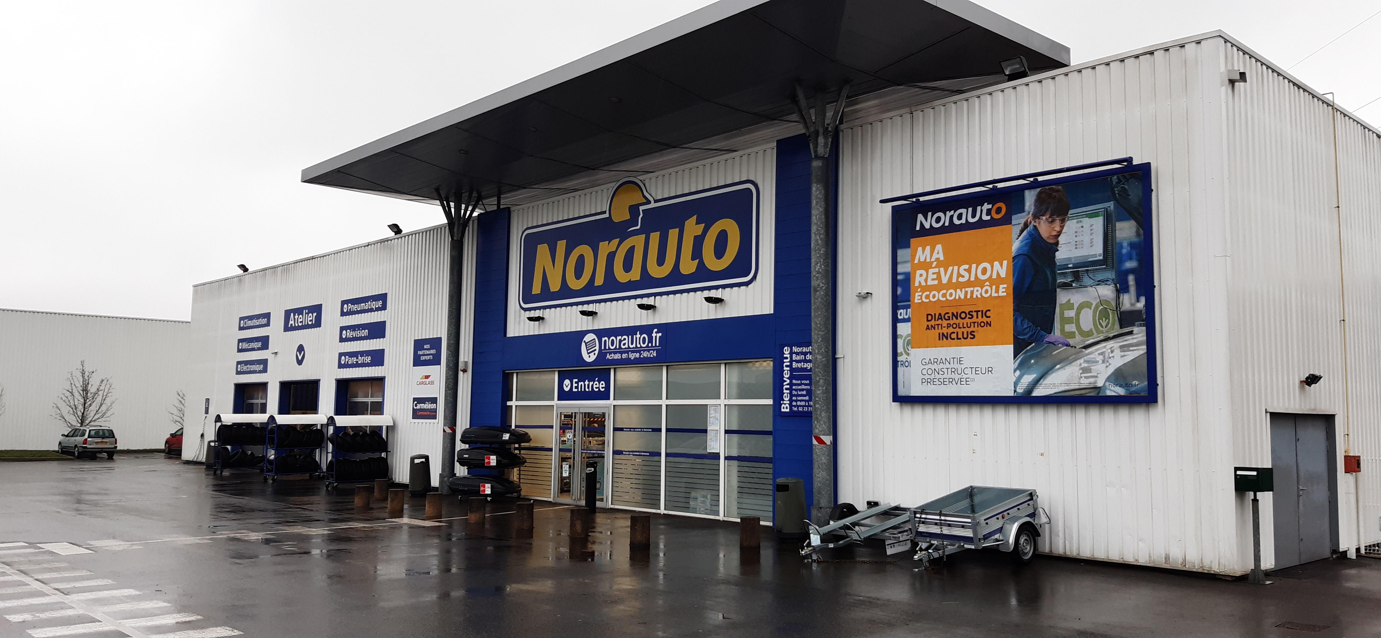 Votre centre auto Norauto Bain De Bretagne