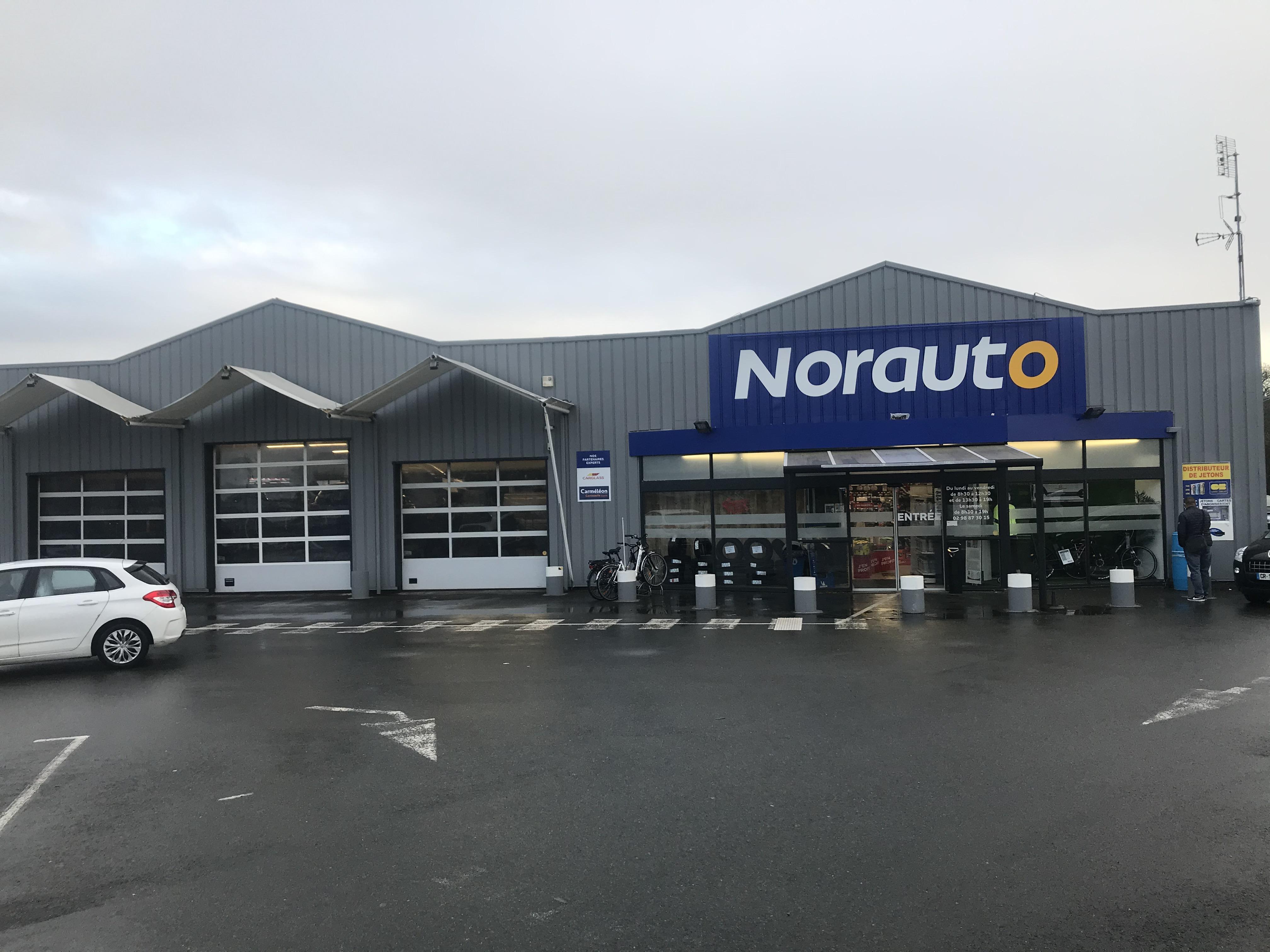 Votre centre auto Norauto Pont L Abbe