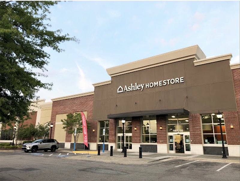 Furniture And Mattress Store At 7001 Fayetteville Rd Suite 120 Durham Nc Ashley Homestore