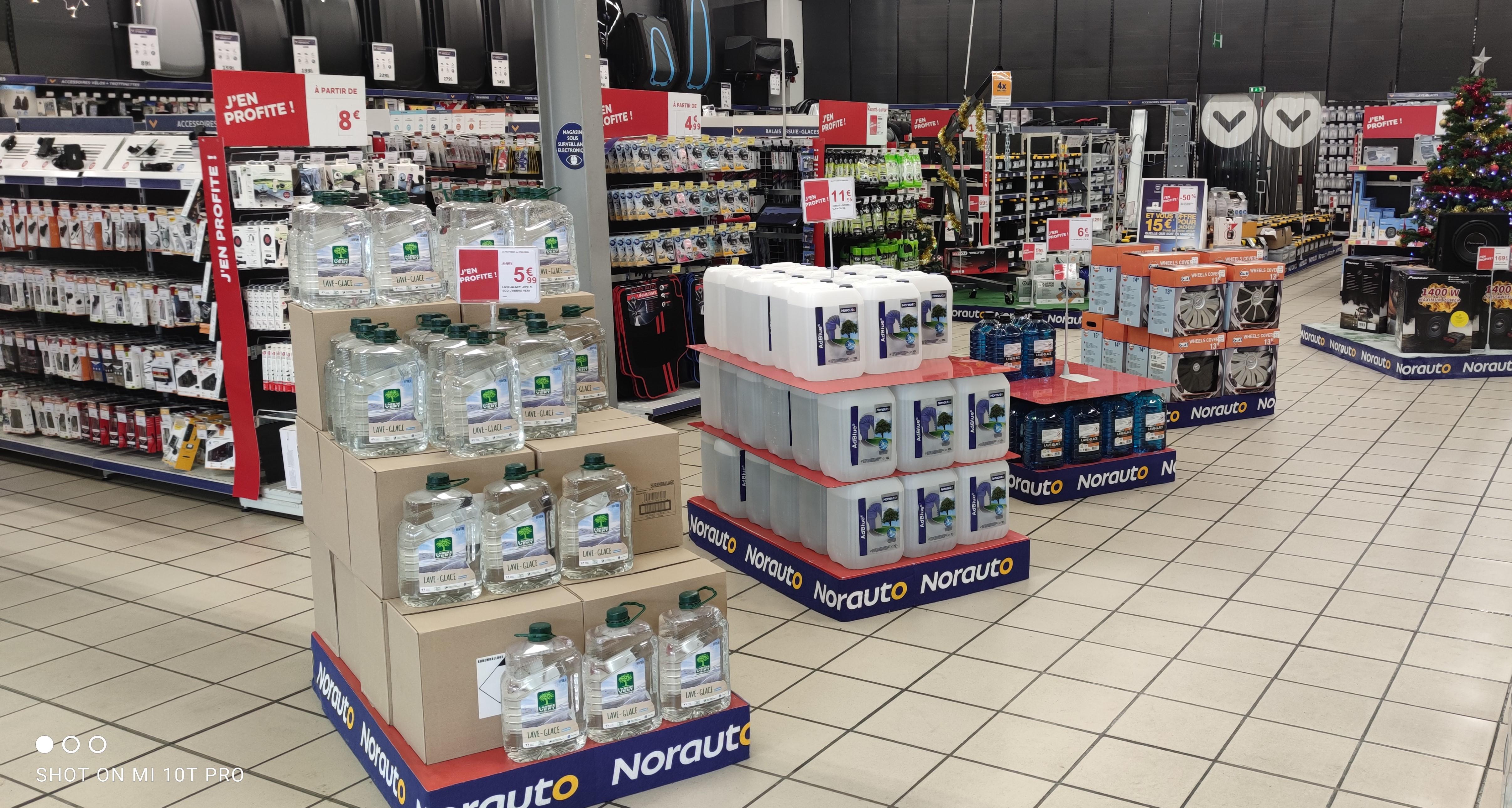 Votre centre auto Norauto Blois