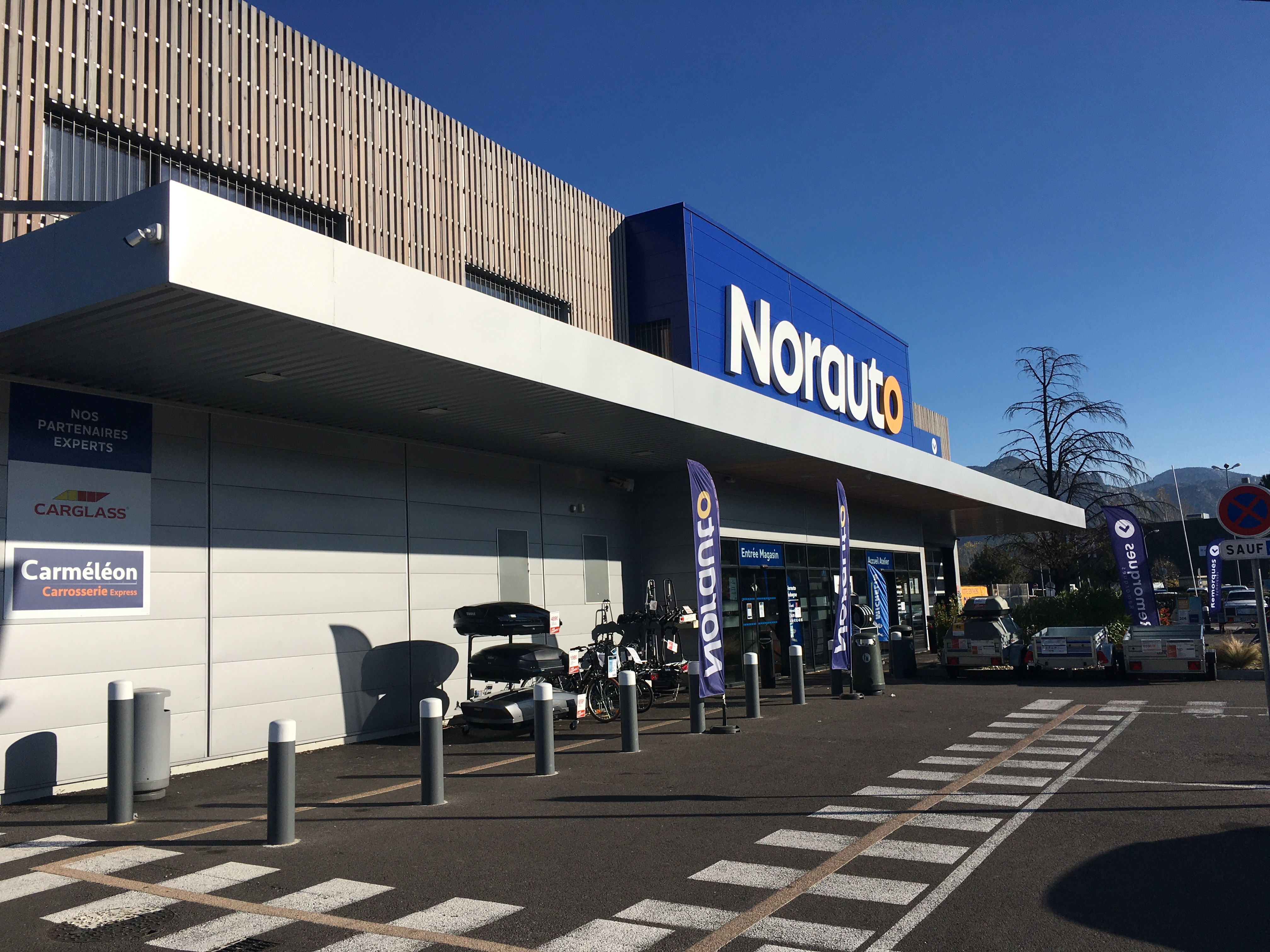 Votre centre auto Norauto Aubagne