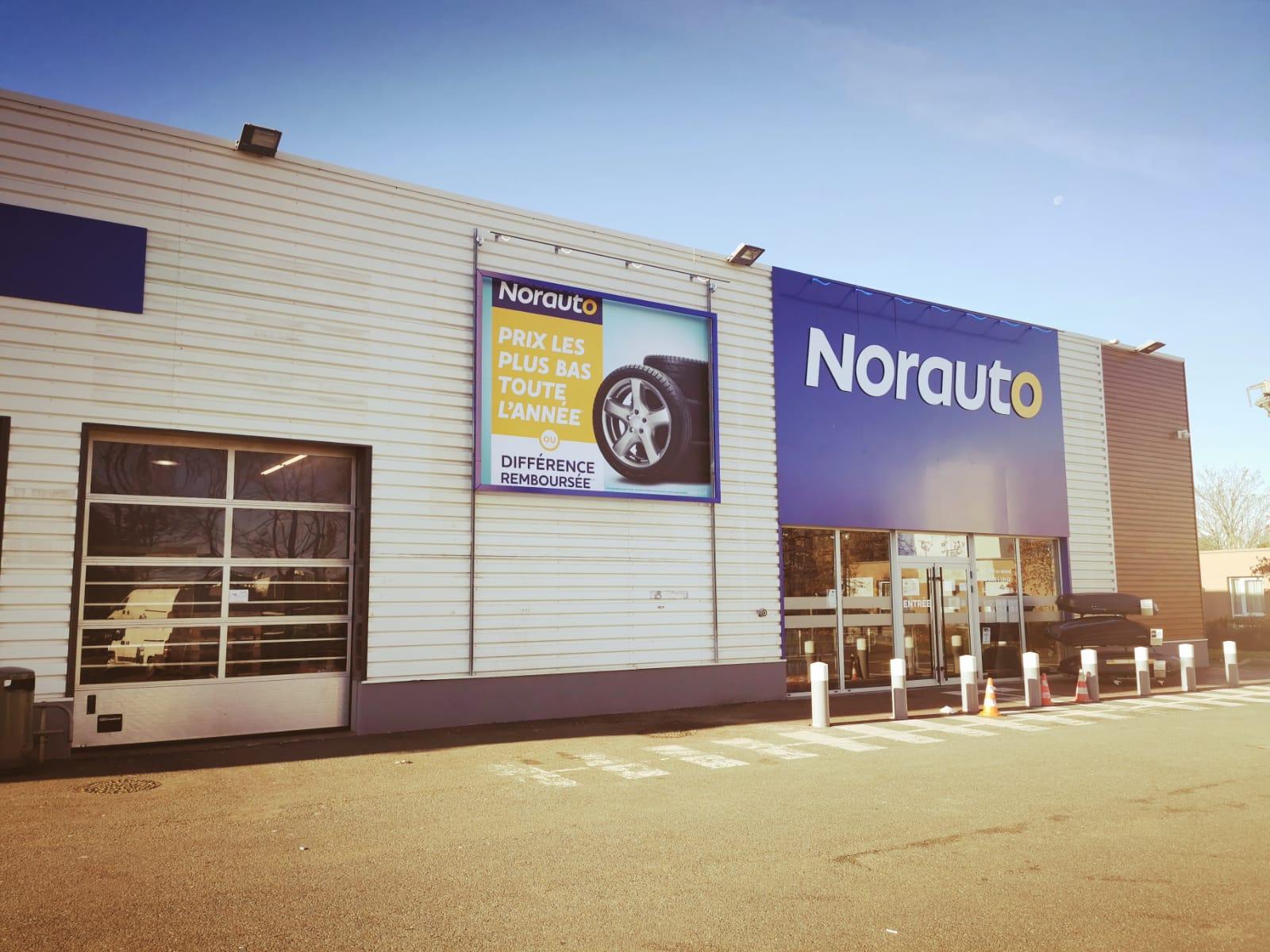 Votre centre auto Norauto Le Havre