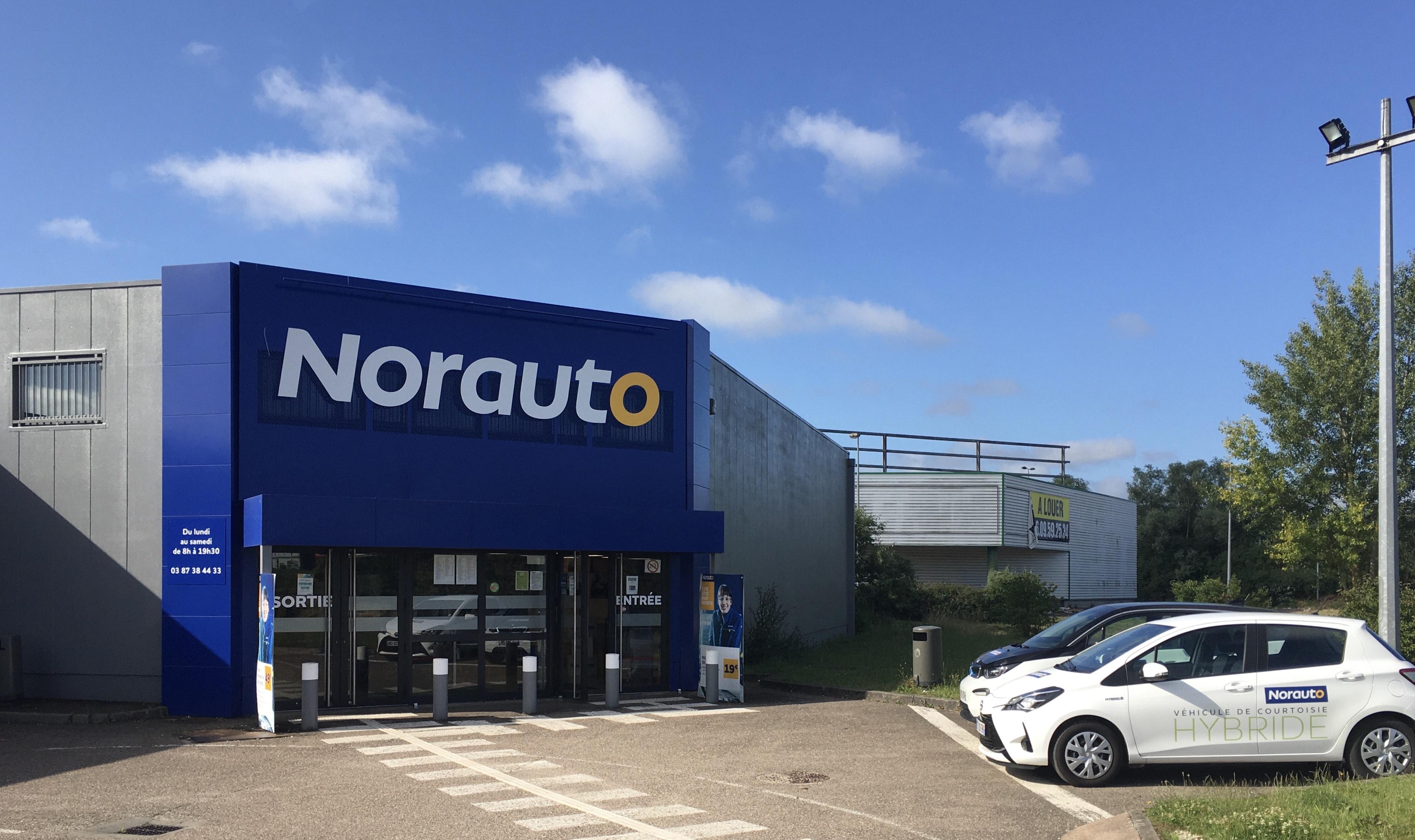 Votre centre auto Norauto Metz Augny