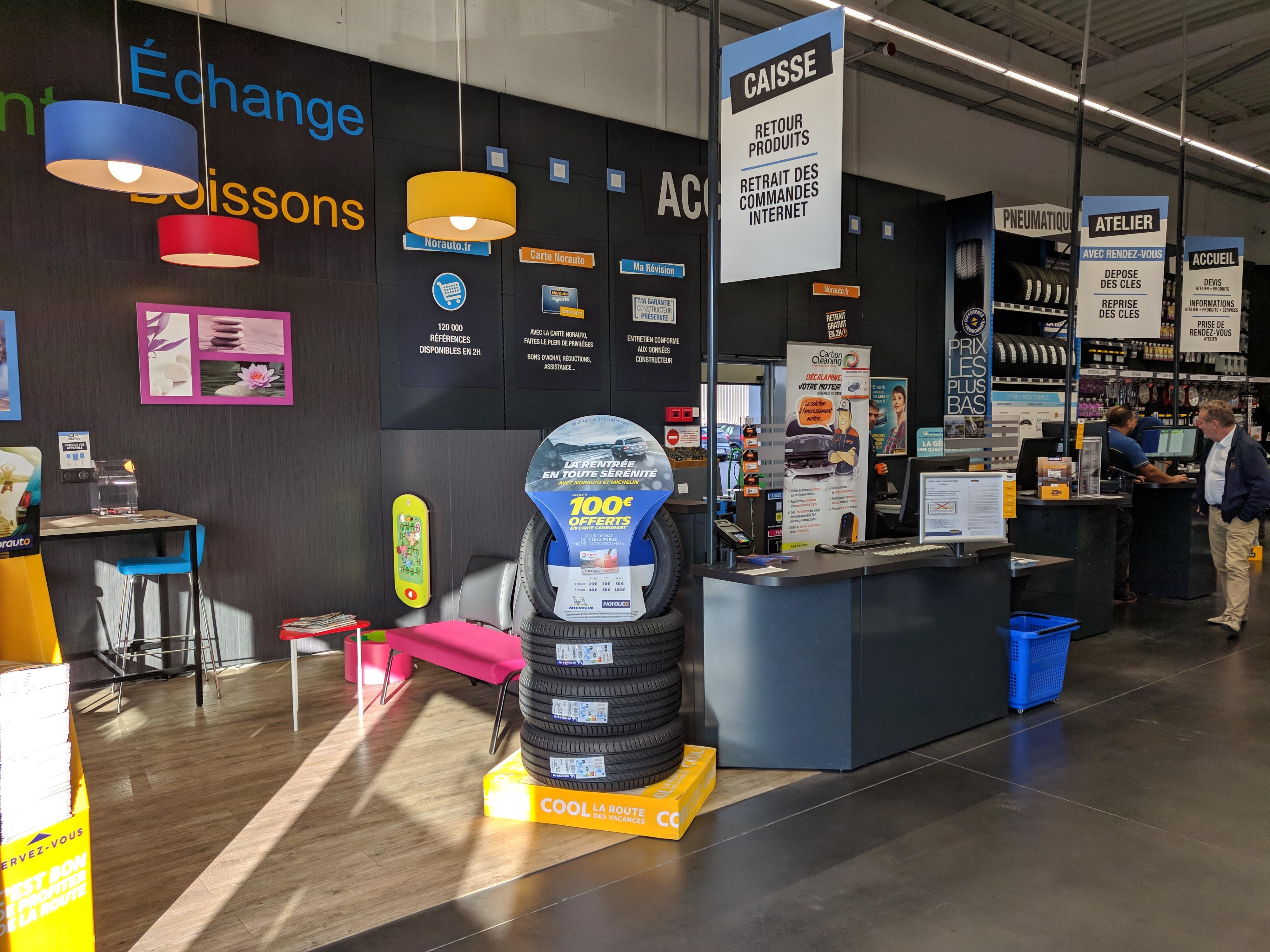 Votre centre auto Norauto Erstein
