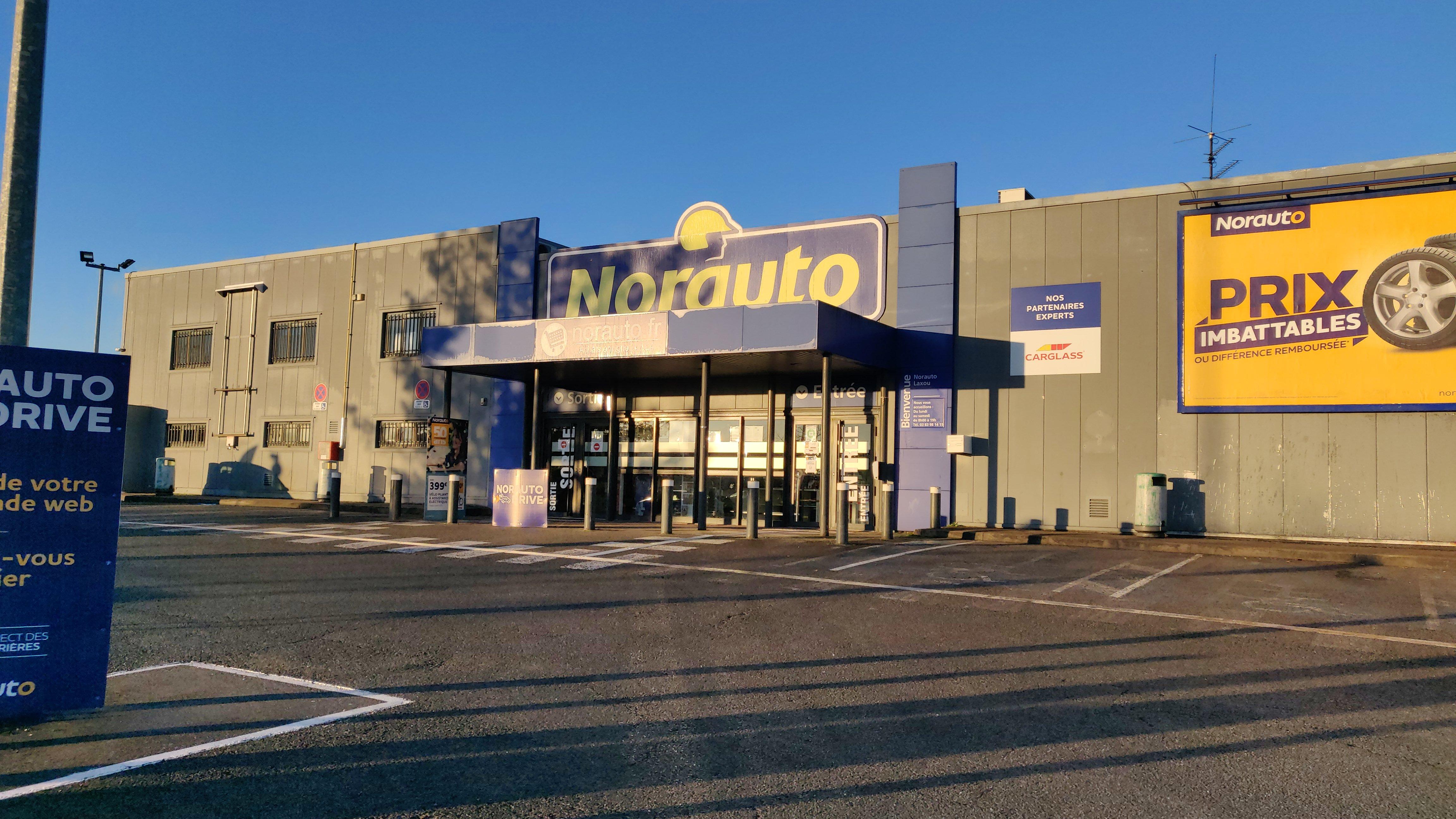 Votre centre auto Norauto Nancy Laxou