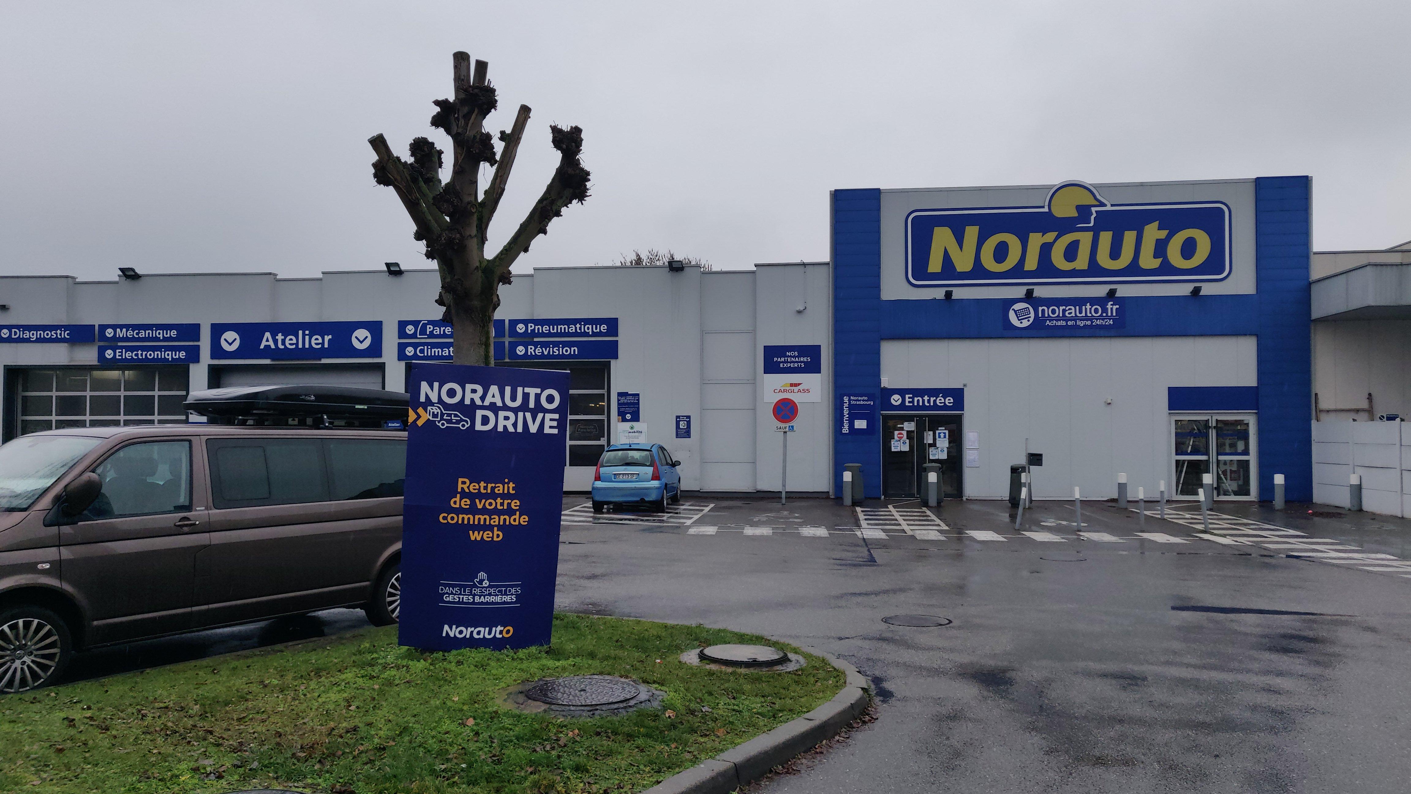 Votre centre auto Norauto Strasbourg Hautepierre