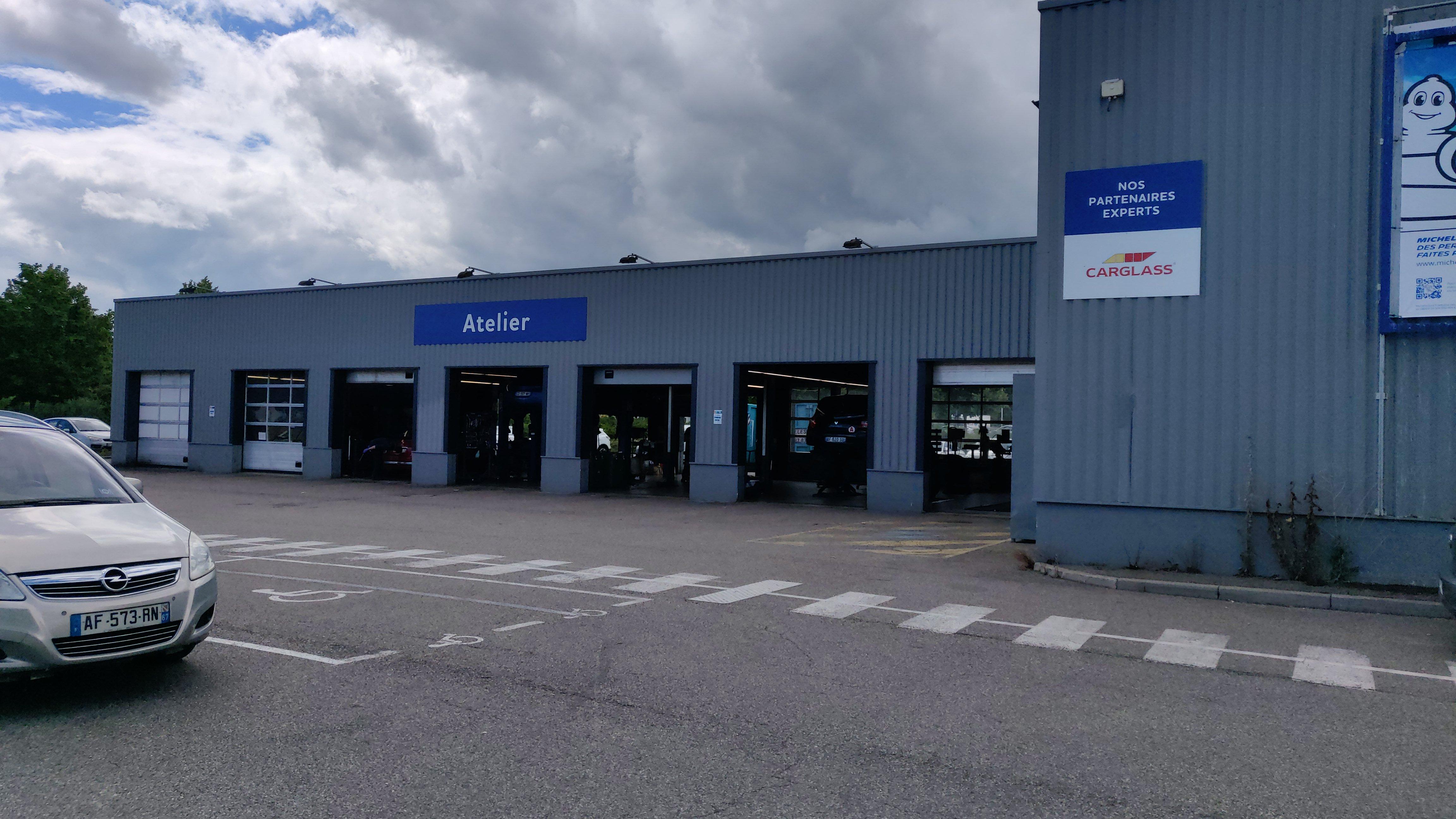 Votre centre auto Norauto Illkirch