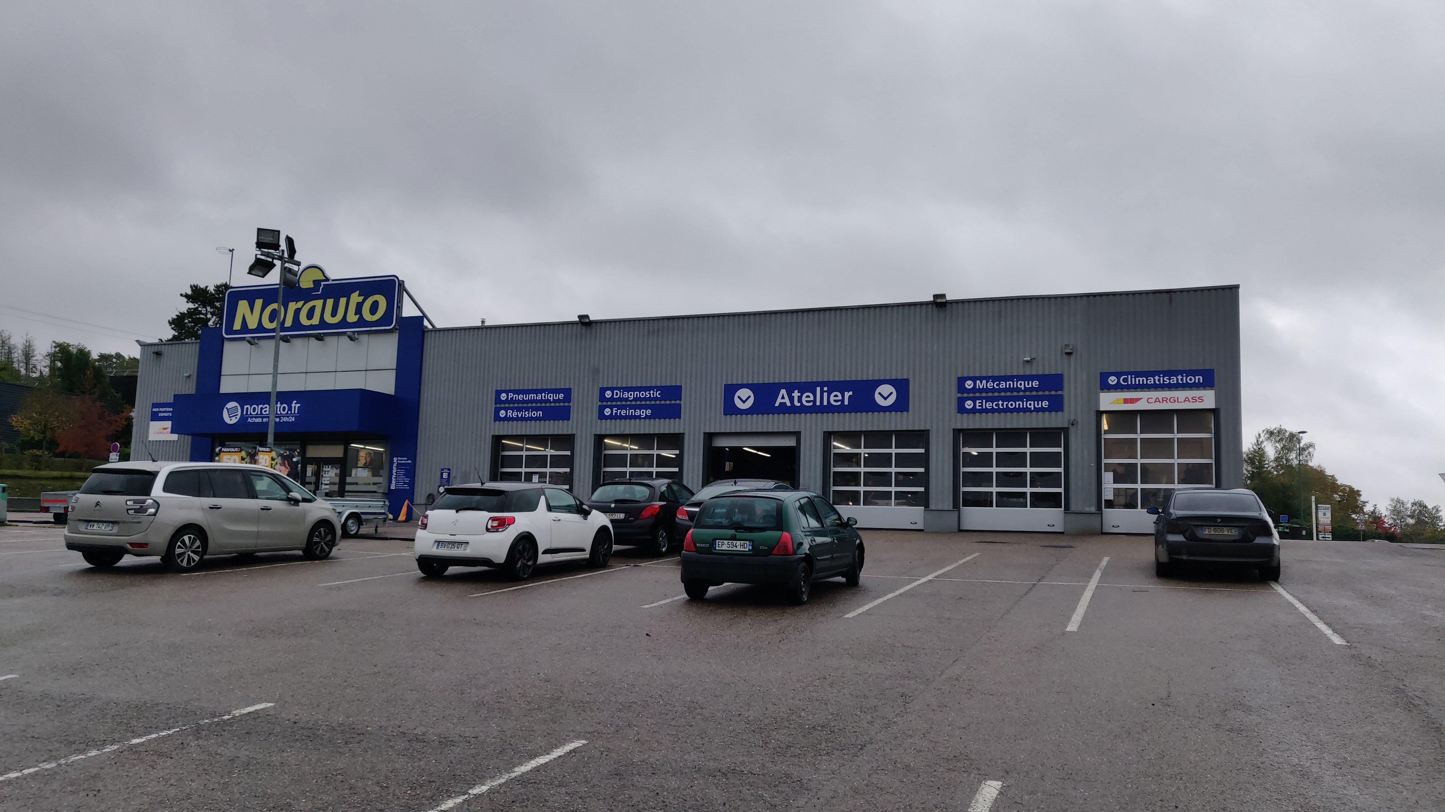 Votre centre auto Norauto Verdun Haudainville