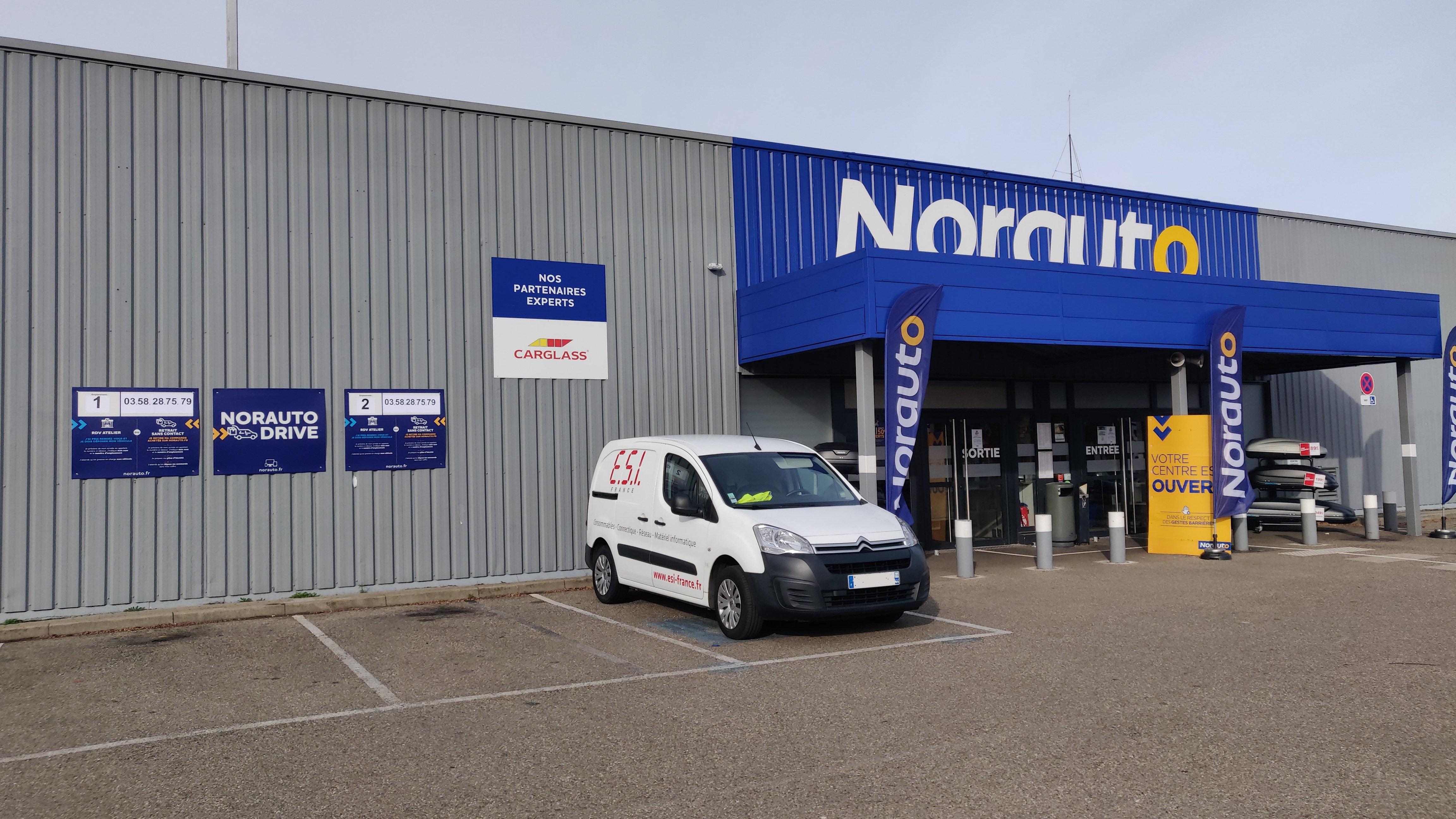 Votre centre auto Norauto Vendenheim