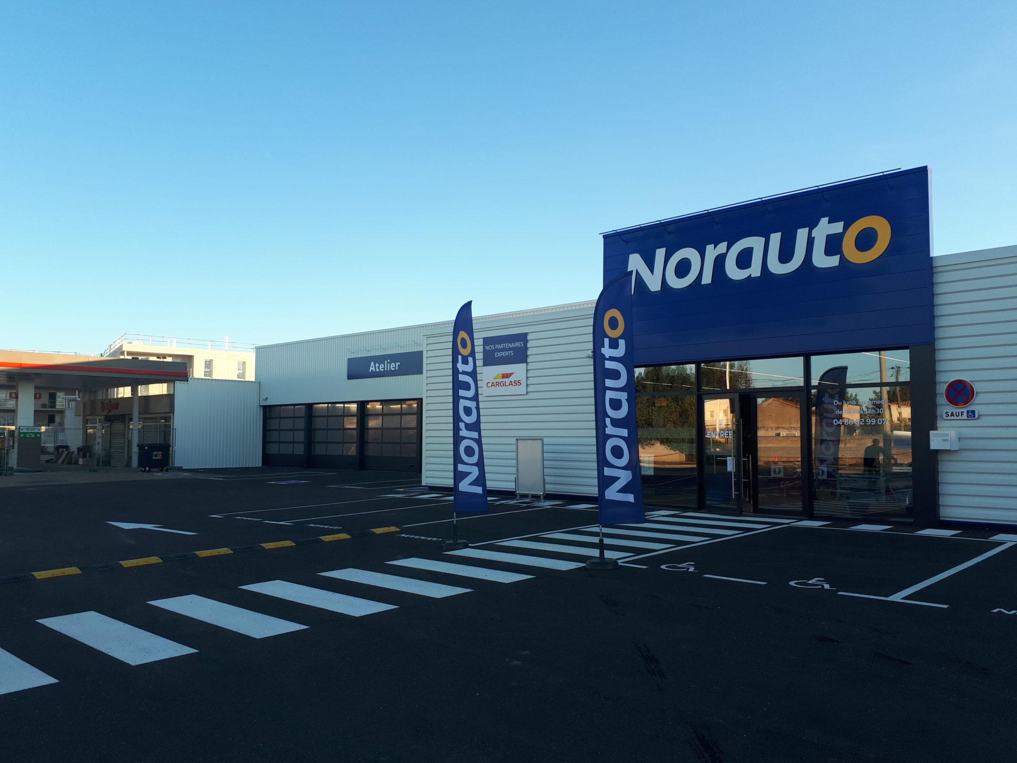Votre centre auto Norauto Arles