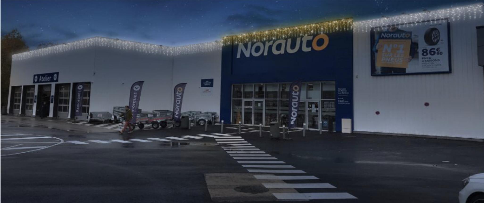 Votre centre auto Norauto Troyes St Parres Aux Tertres