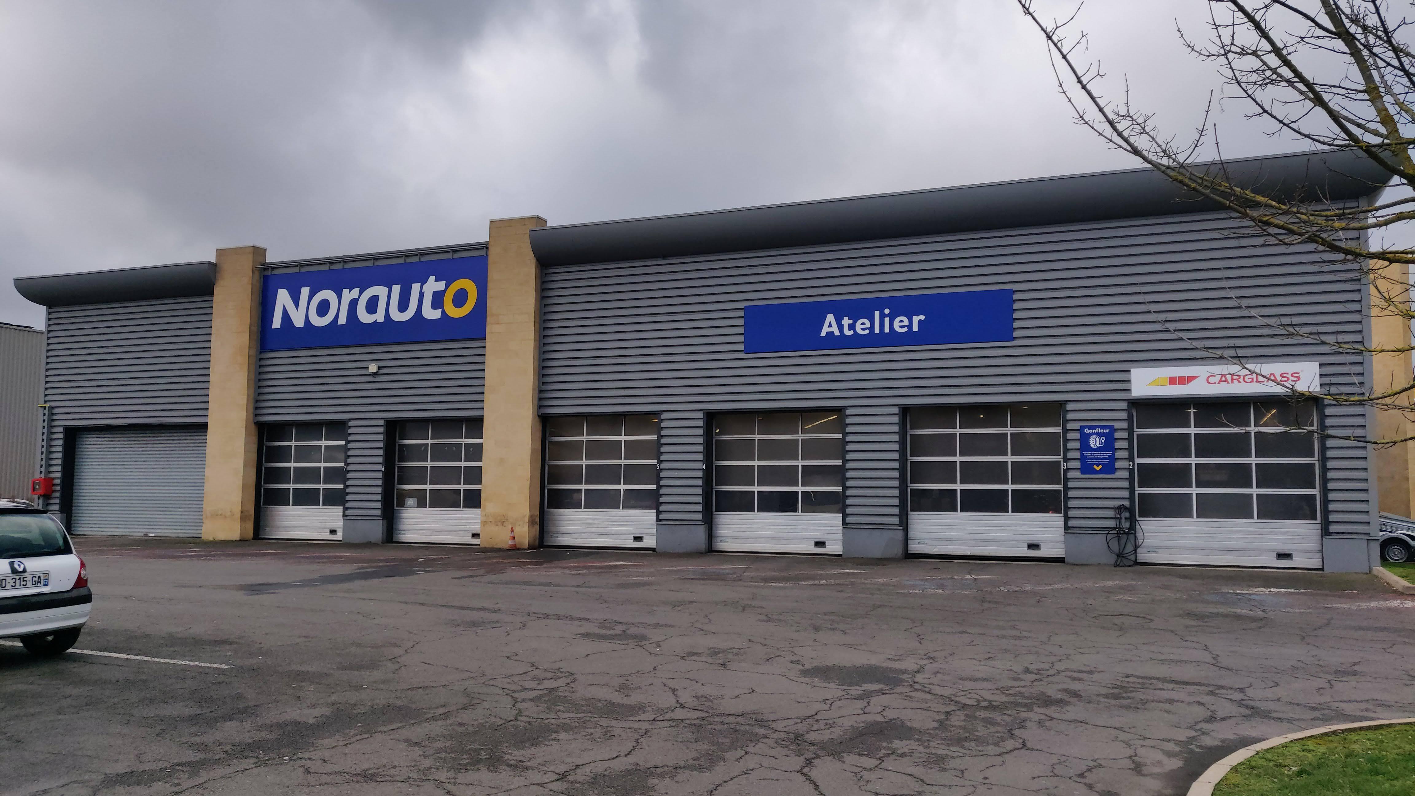 Votre centre auto Norauto Metz Semecourt