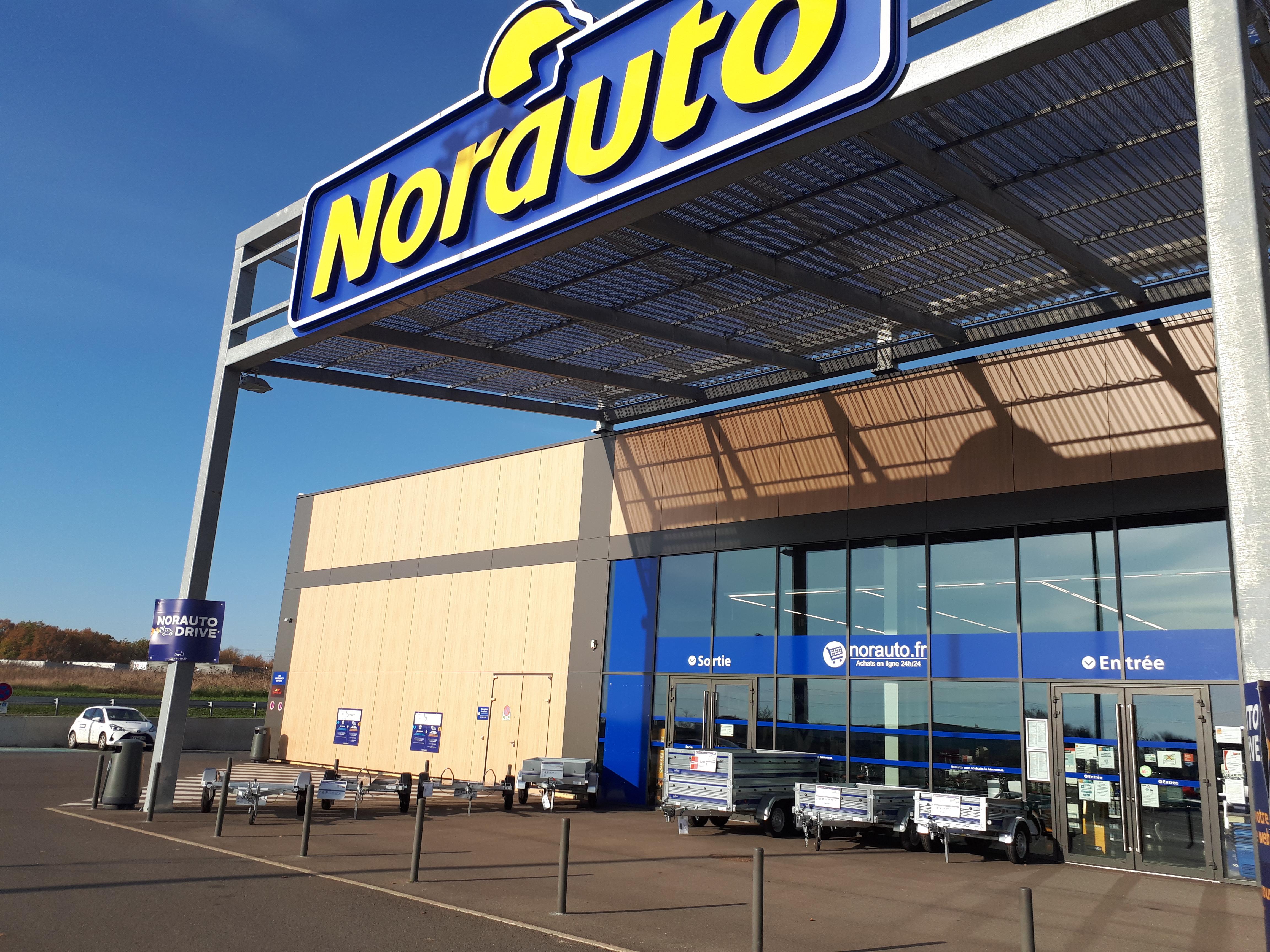 Votre centre auto Norauto Romorantin Lanthenay