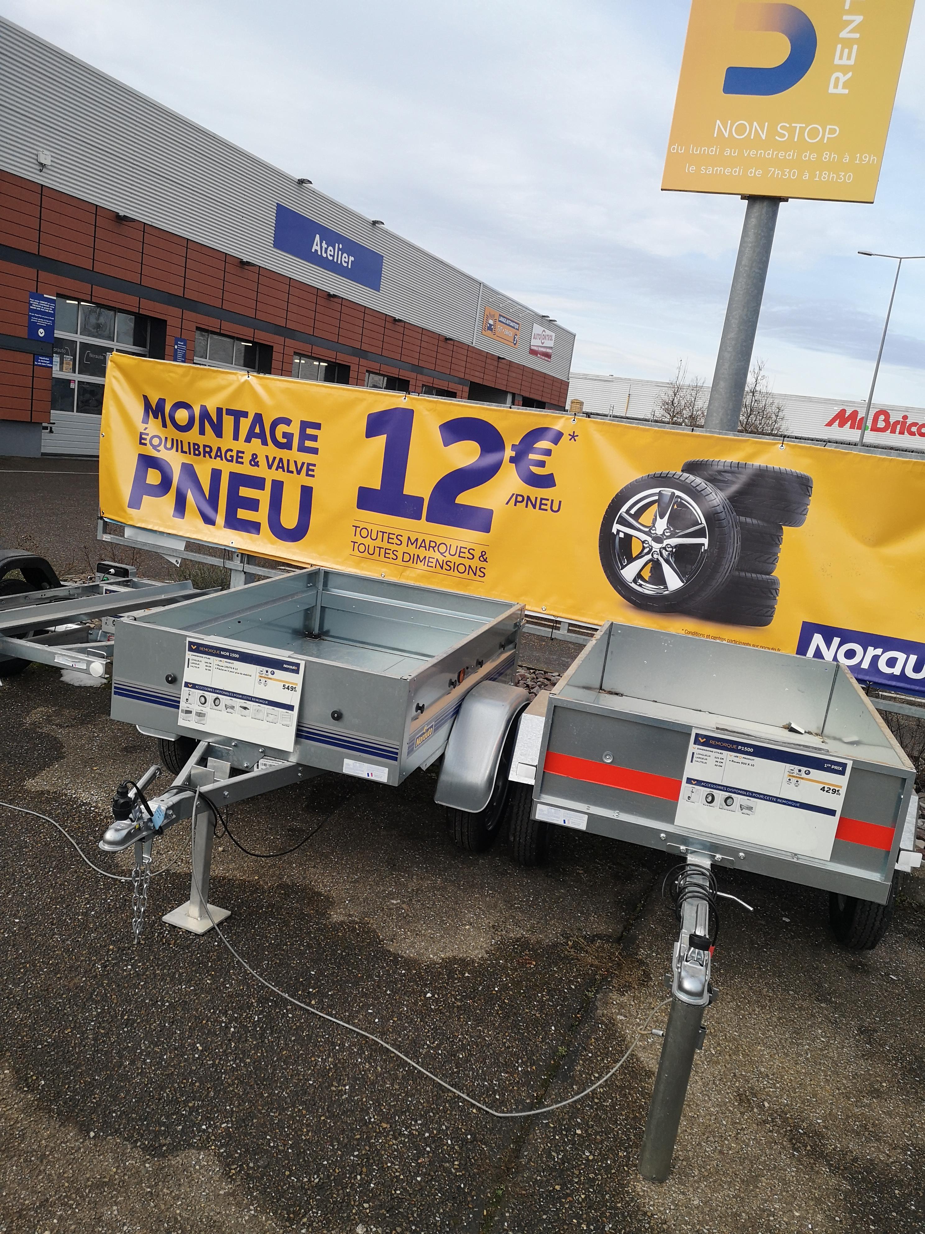Votre centre auto Norauto Obernai