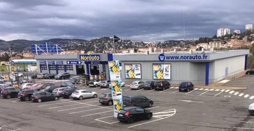 Votre centre auto Norauto Villars