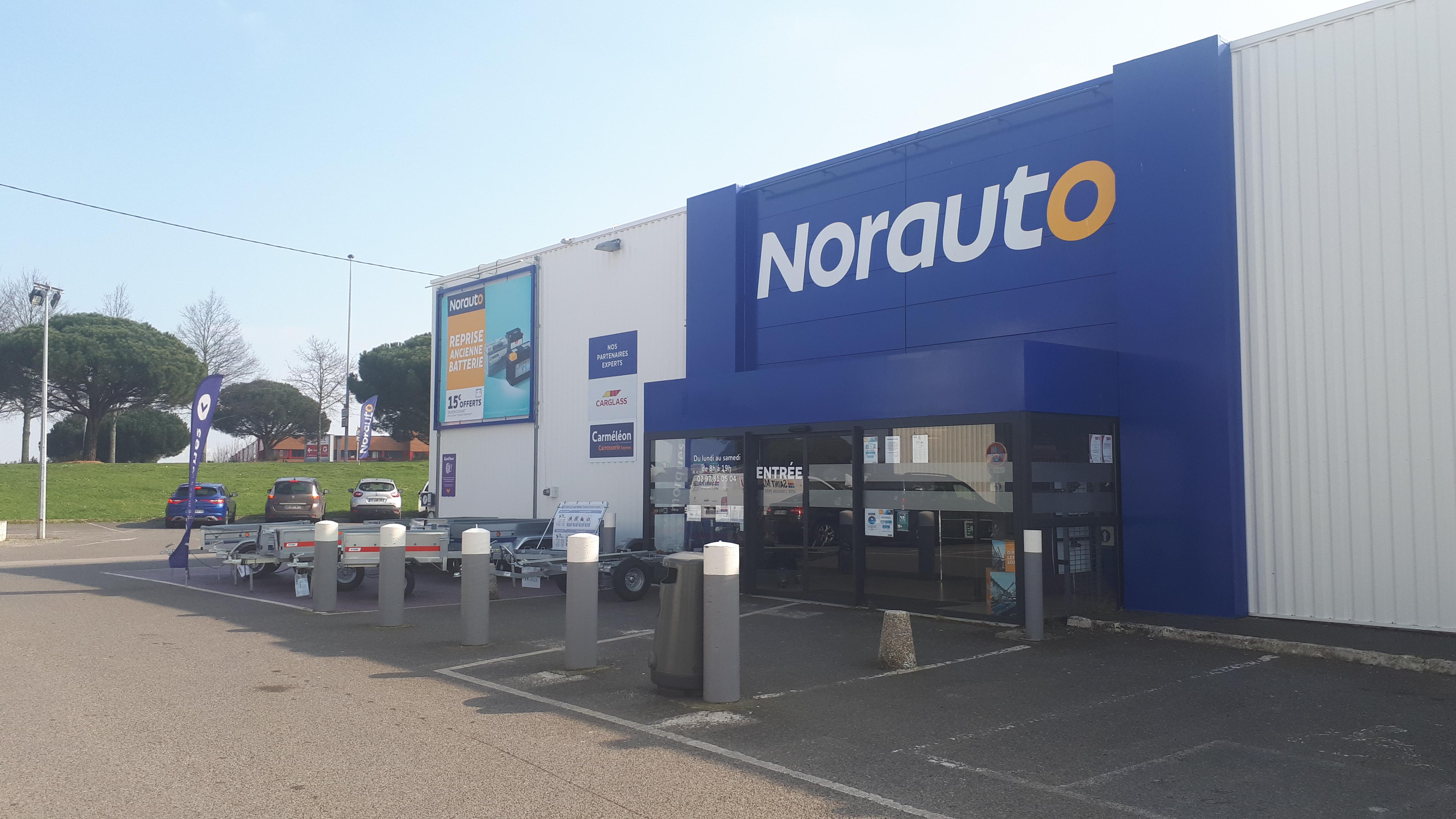 Votre centre auto Norauto Lorient Lanester