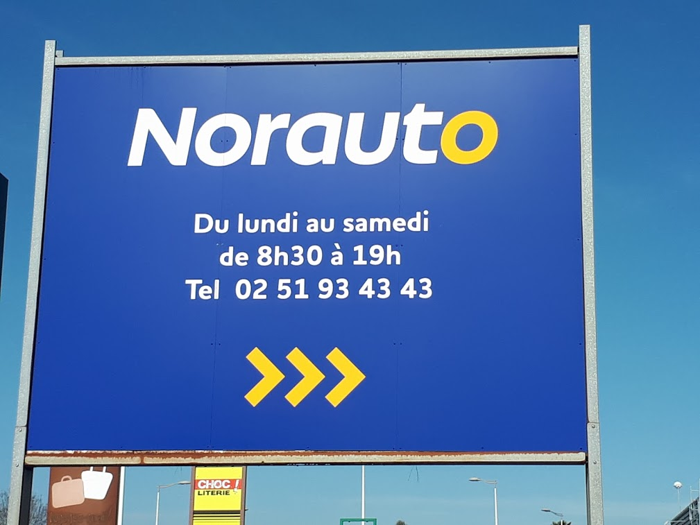 Votre centre auto Norauto Challans