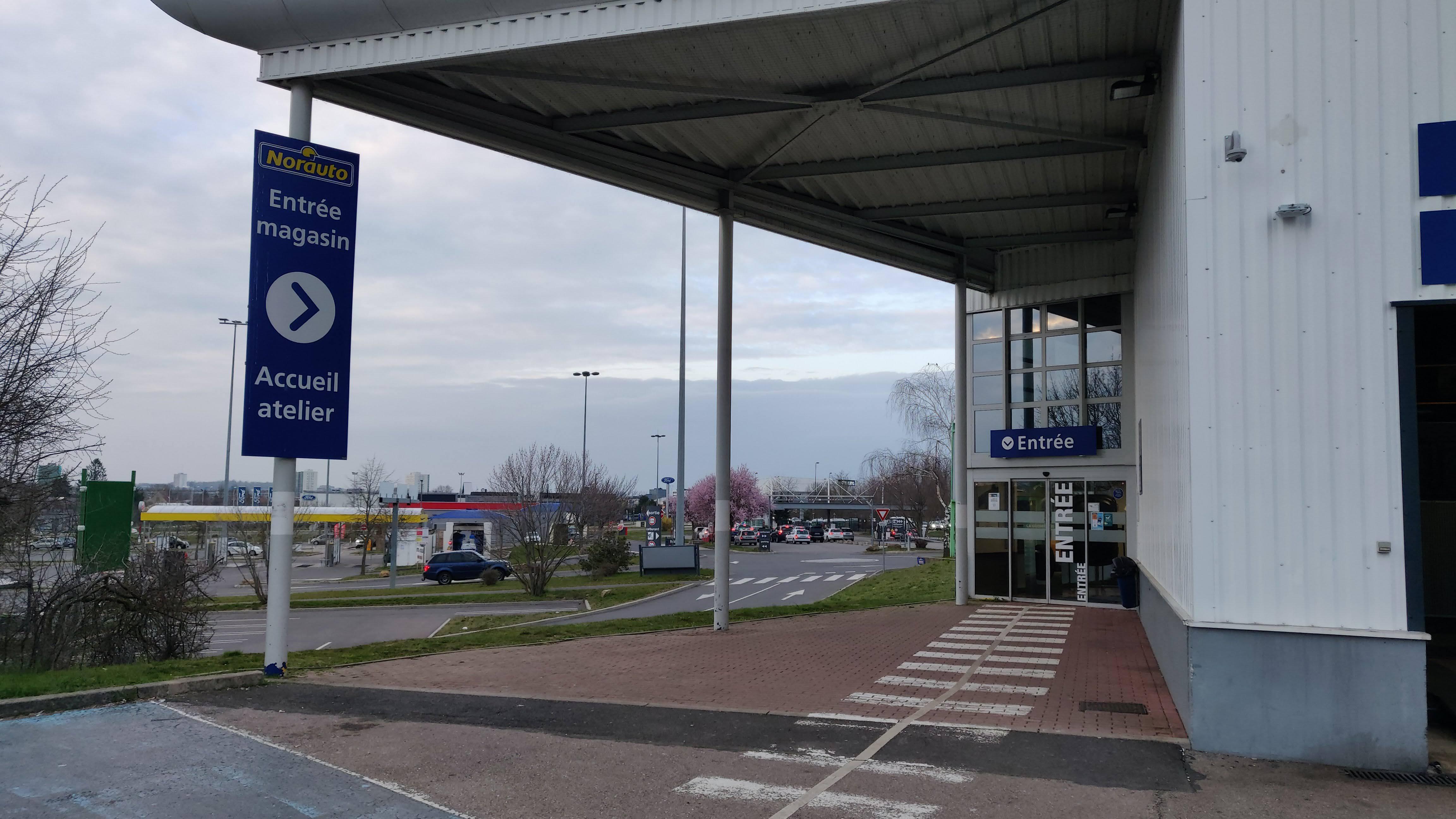 Votre centre auto Norauto Metz Borny