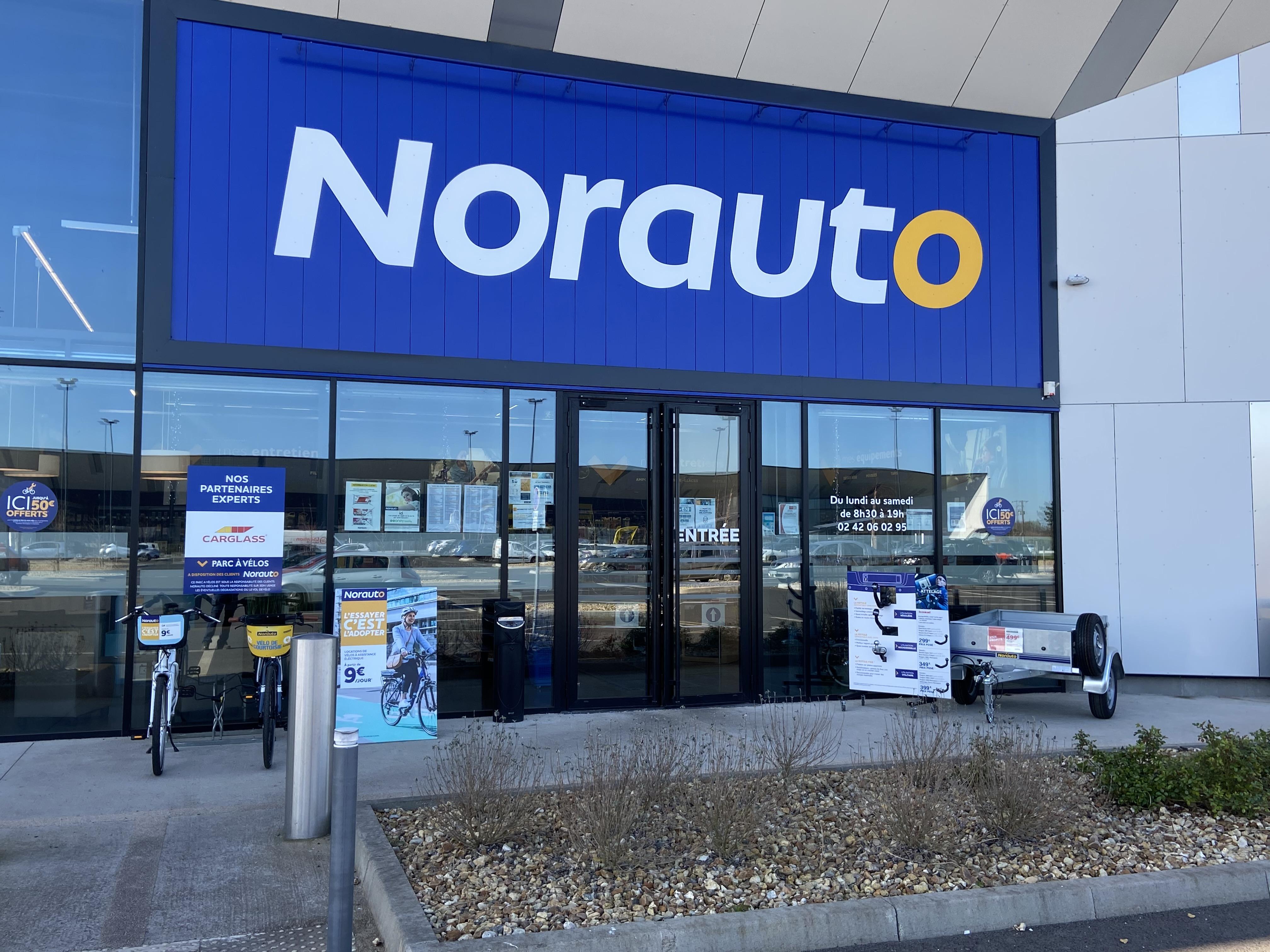 Votre centre auto Norauto Joue Les Tours
