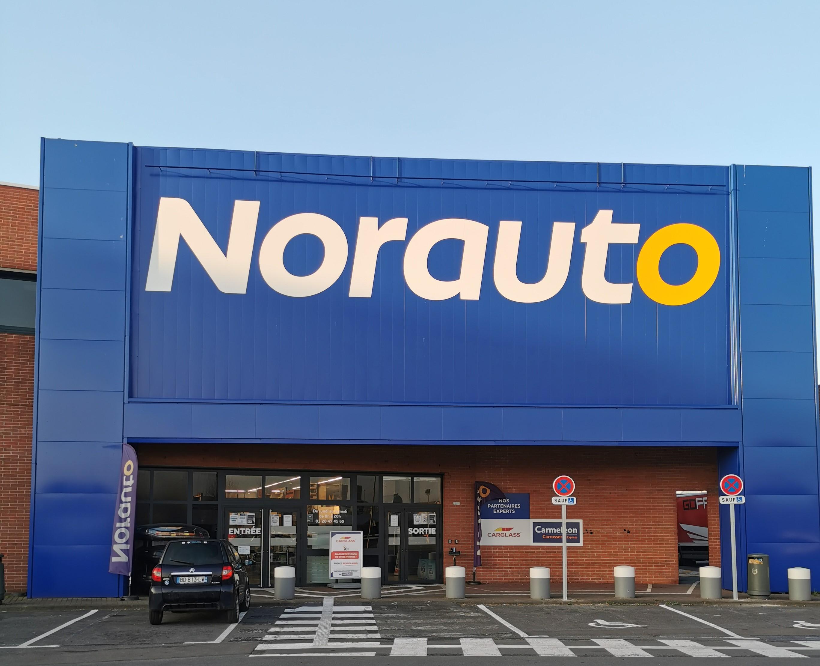 Votre centre auto Norauto Villeneuve D'ascq