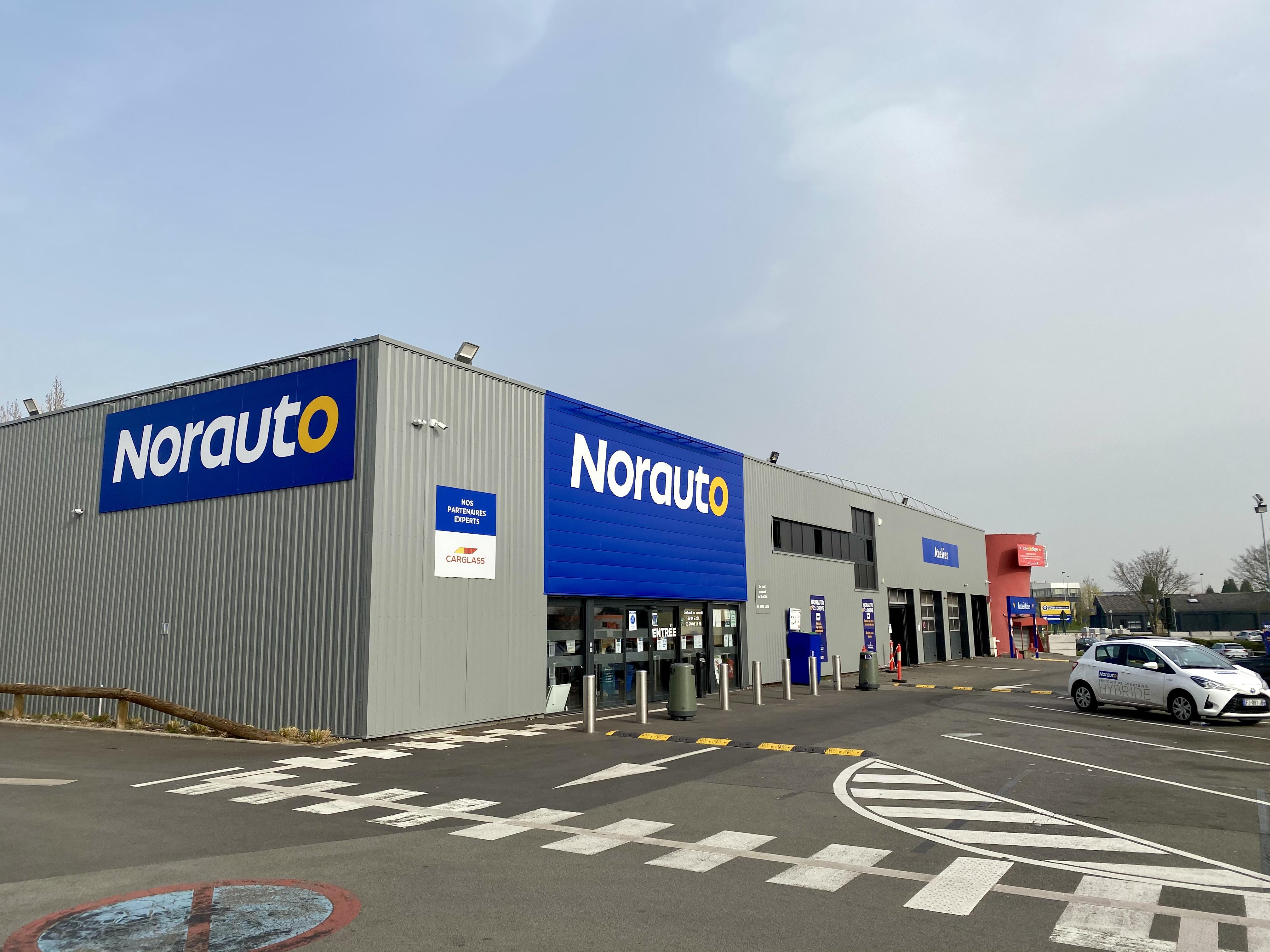 Votre centre auto Norauto Englos