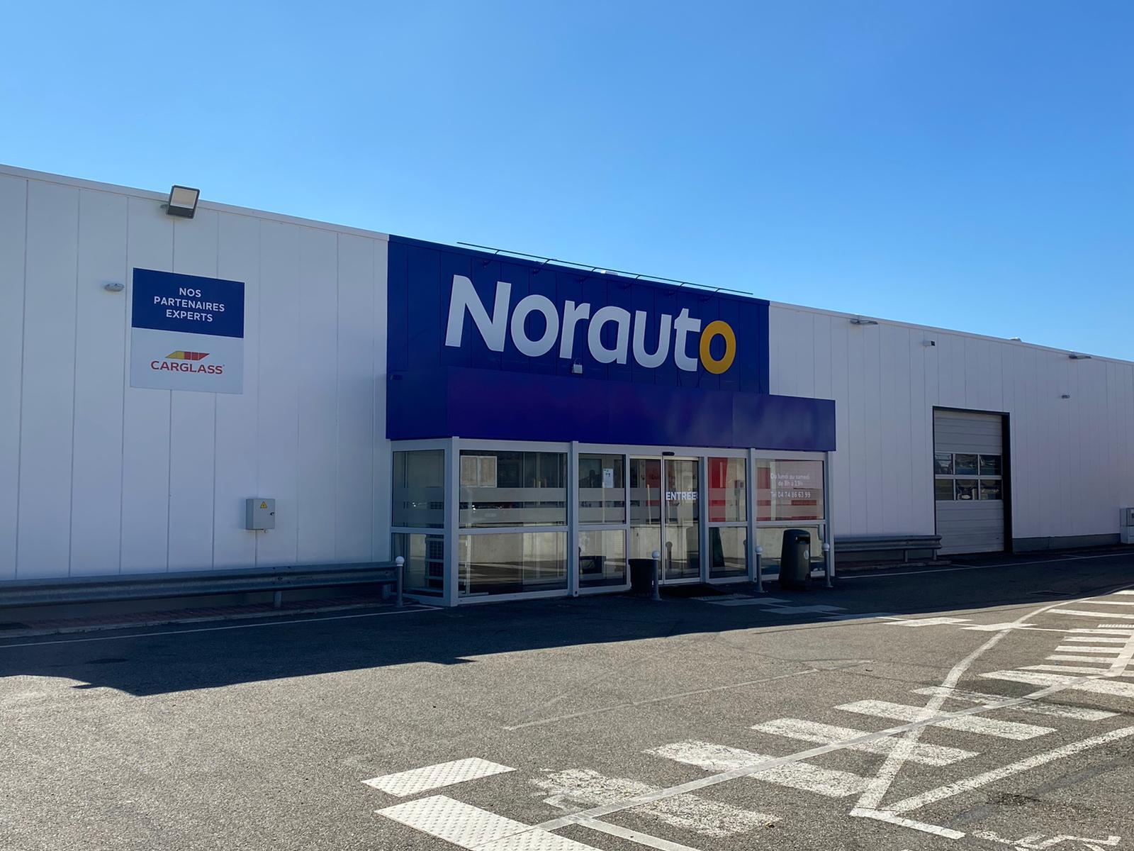 Votre centre auto Norauto Salaise Sur Sanne