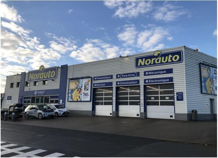 Votre centre auto Norauto Beauvais