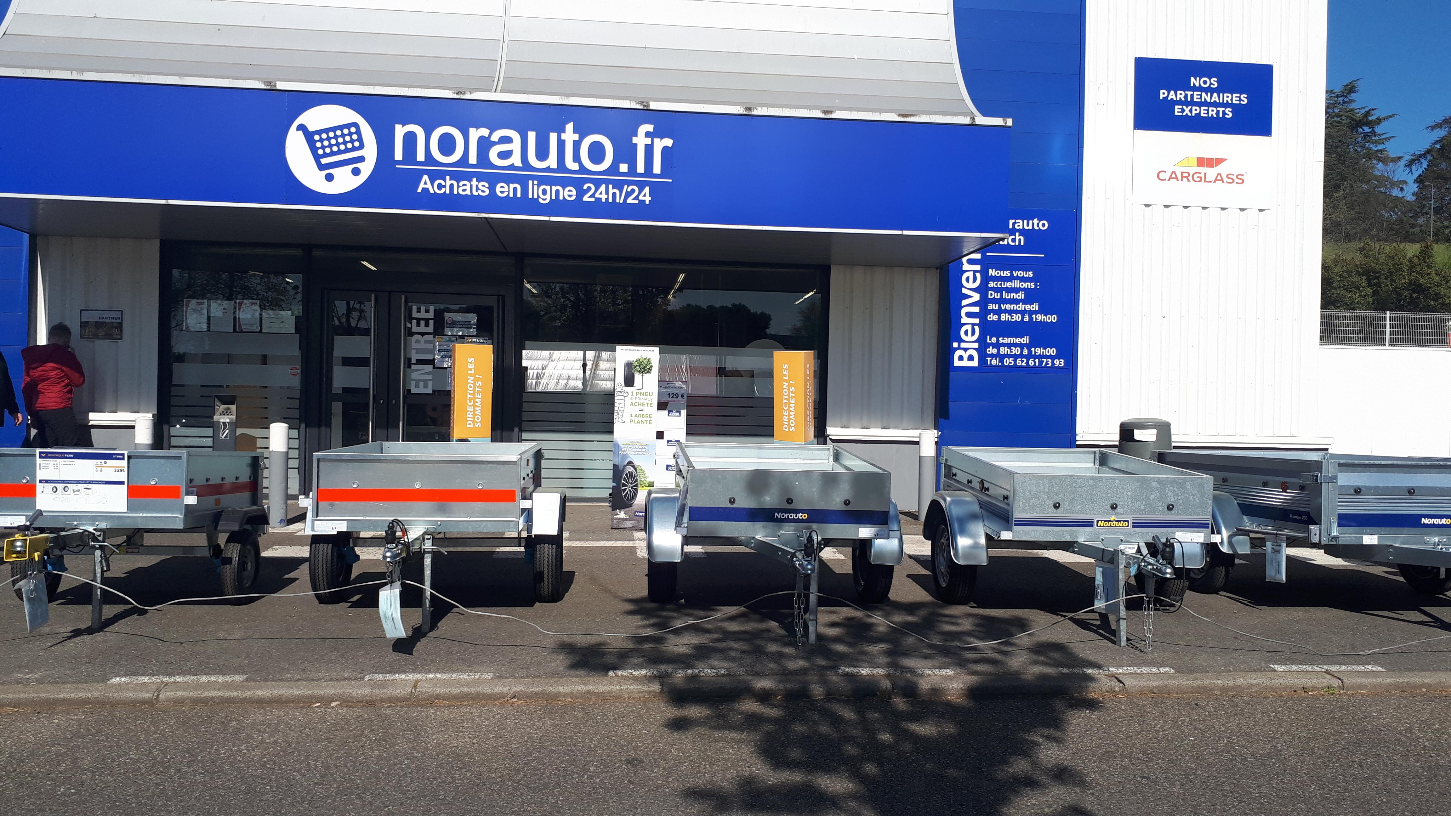 Votre centre auto Norauto Auch