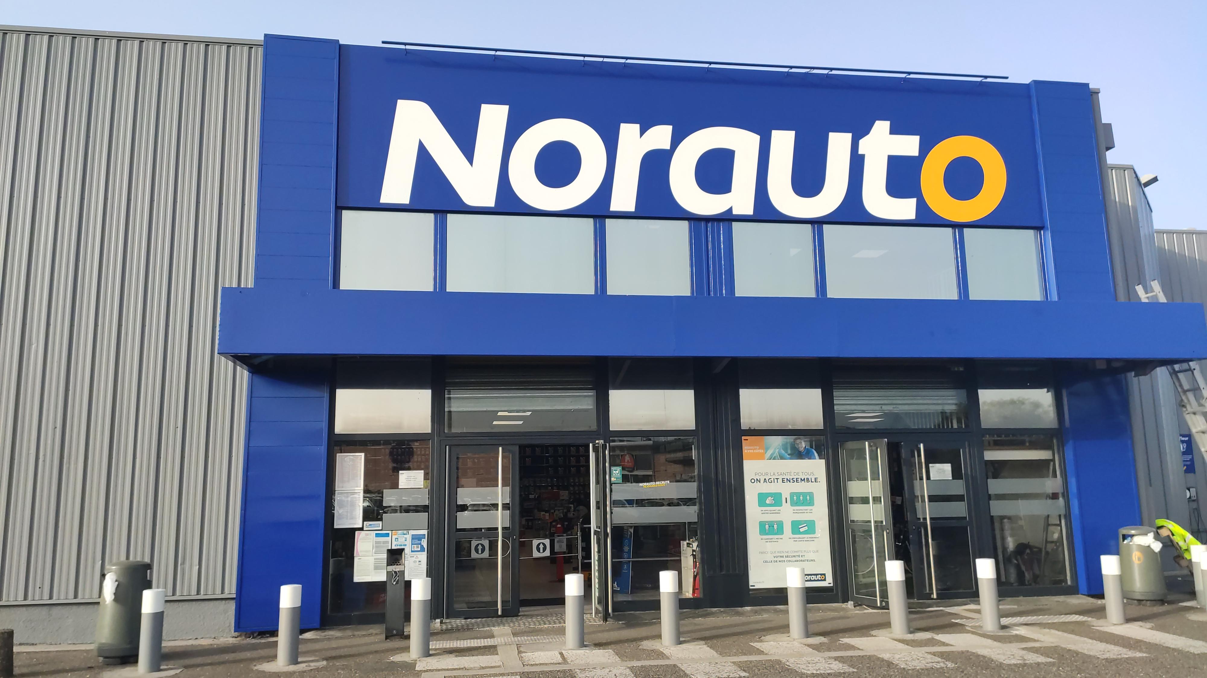 Votre centre auto Norauto Bouliac