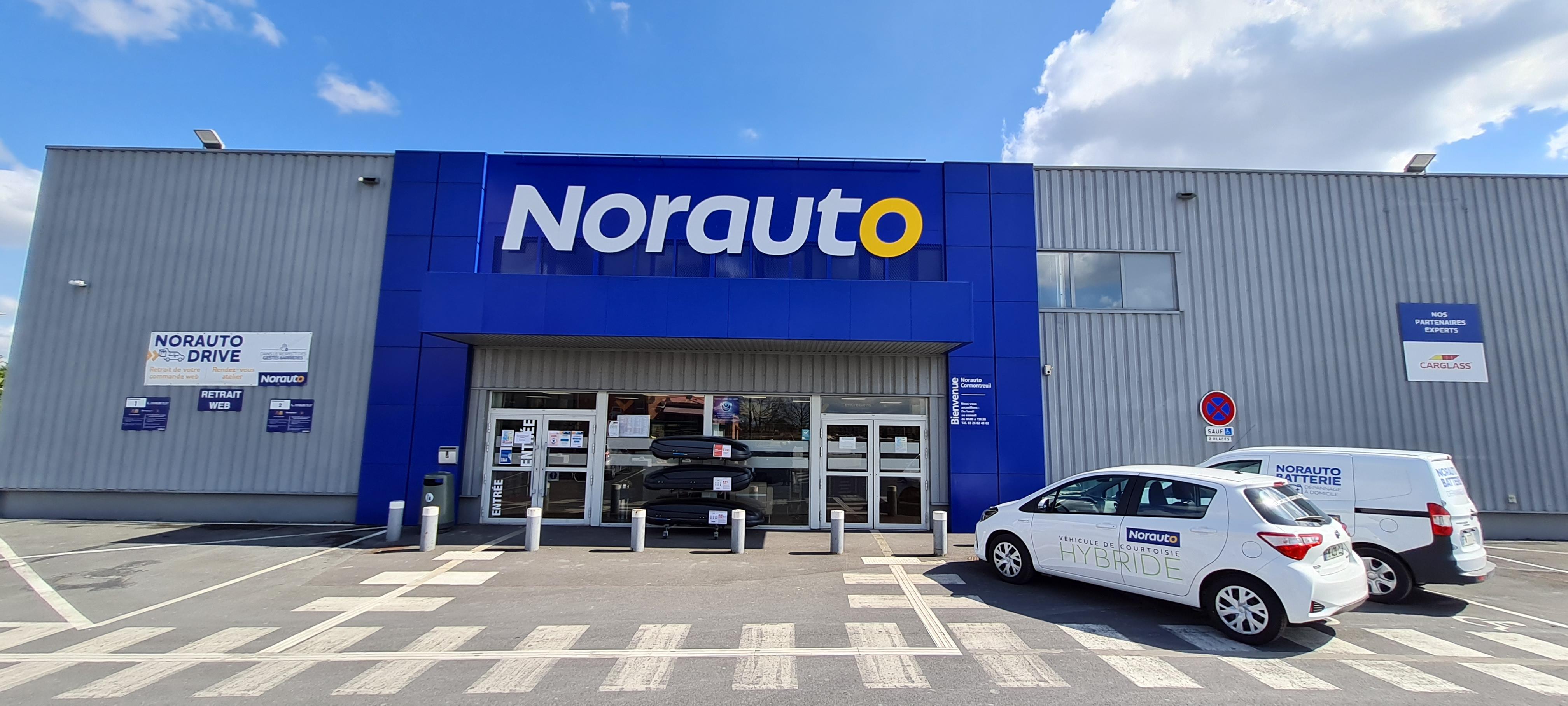 Votre centre auto Norauto Reims