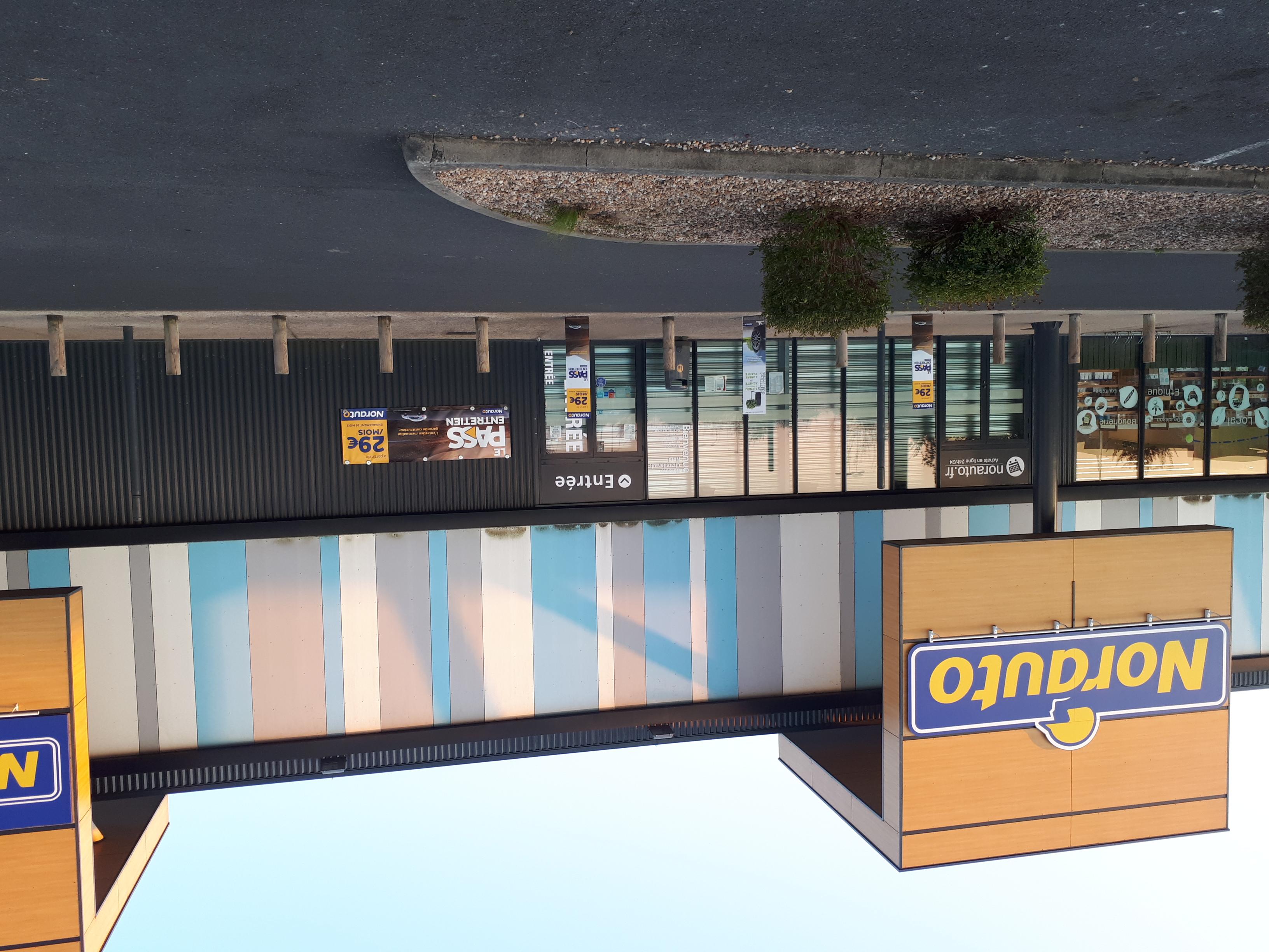 Votre centre auto Norauto Chatellerault Nord