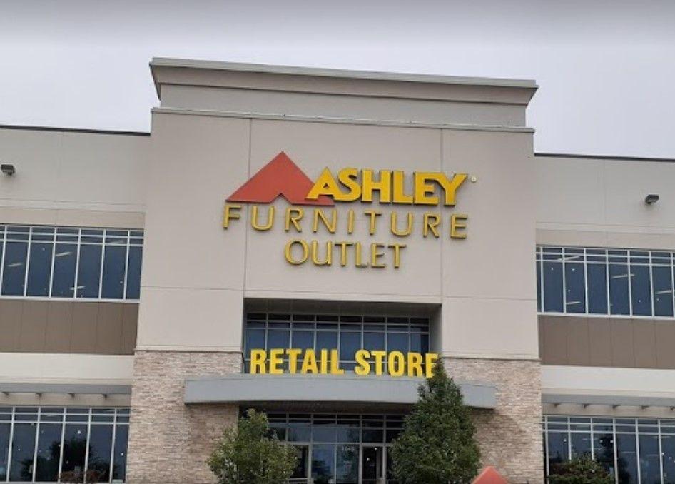 Furniture And Mattress Store At 1045 W Crossroads Pkwy Romeoville Il Ashley Homestore