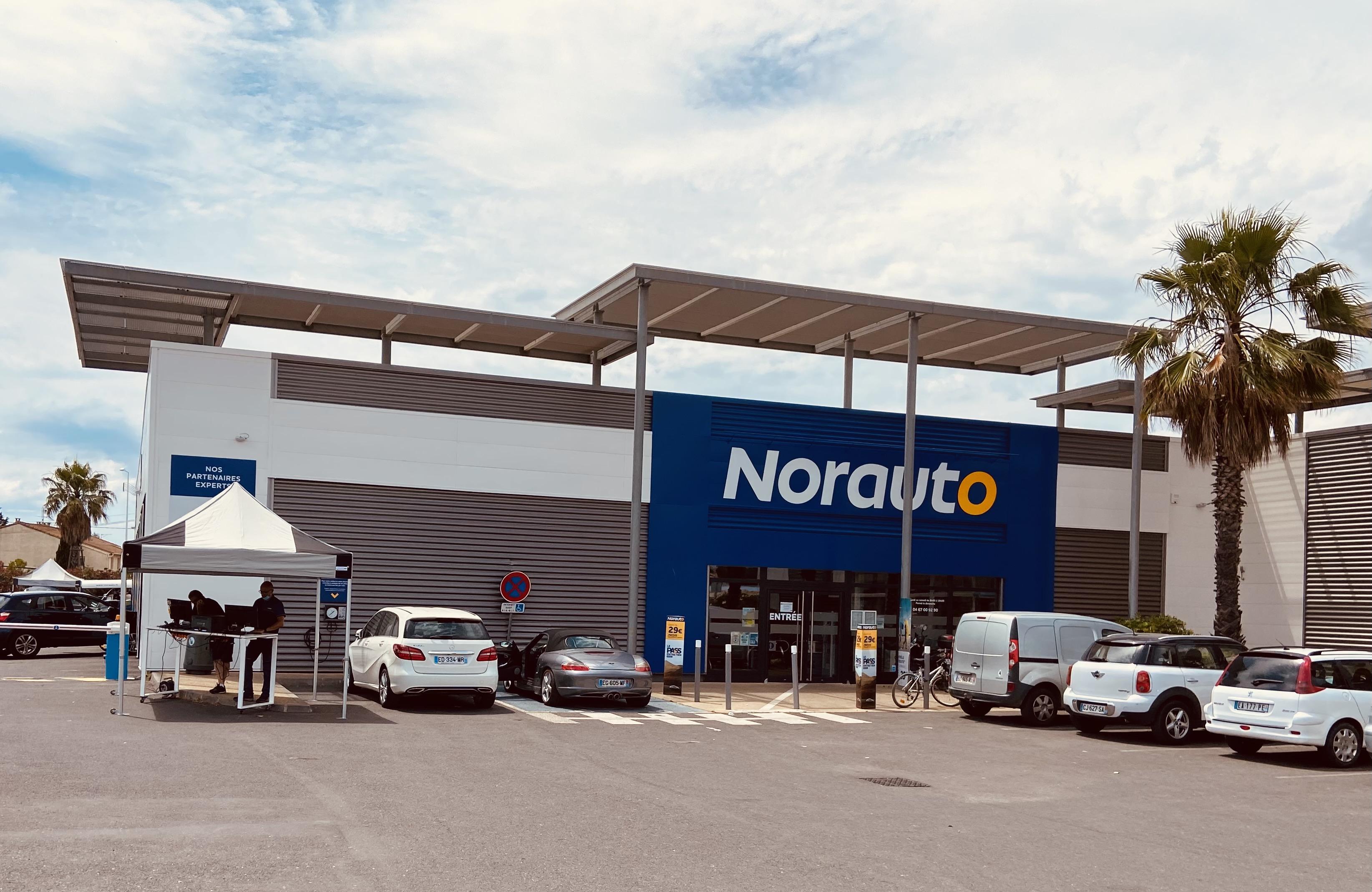 Votre centre auto Norauto Agde