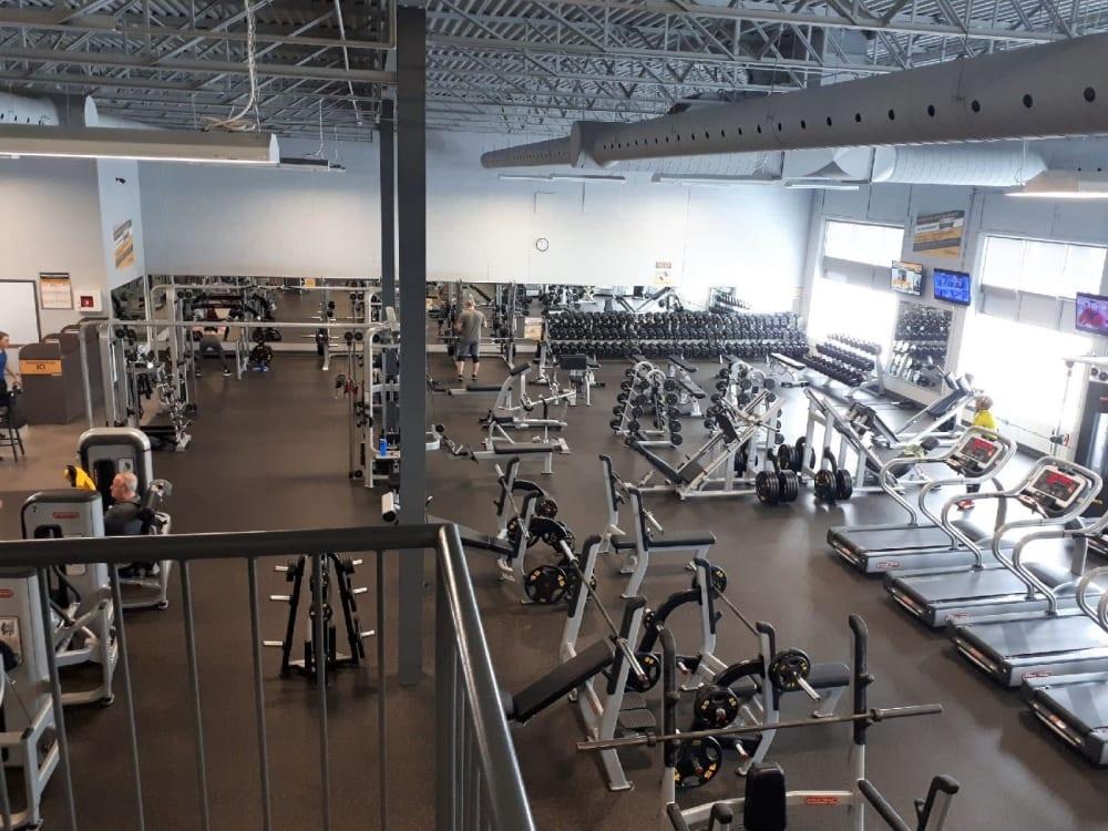 ÉconoFitness Saint-Jérôme (boul. des Laurentides) 24/7 gym
