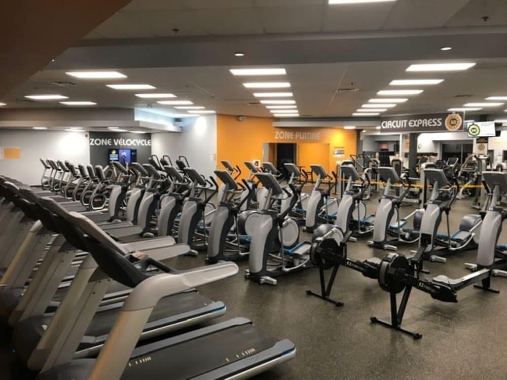 ÉconoFitness Saint-Jean-sur-Richelieu 24/7 gym