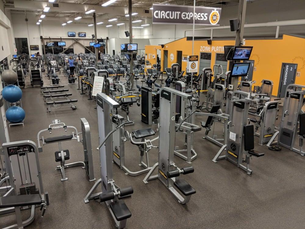 ÉconoFitness Laval - Vimont (Auteuil) Extra 24/7 gym