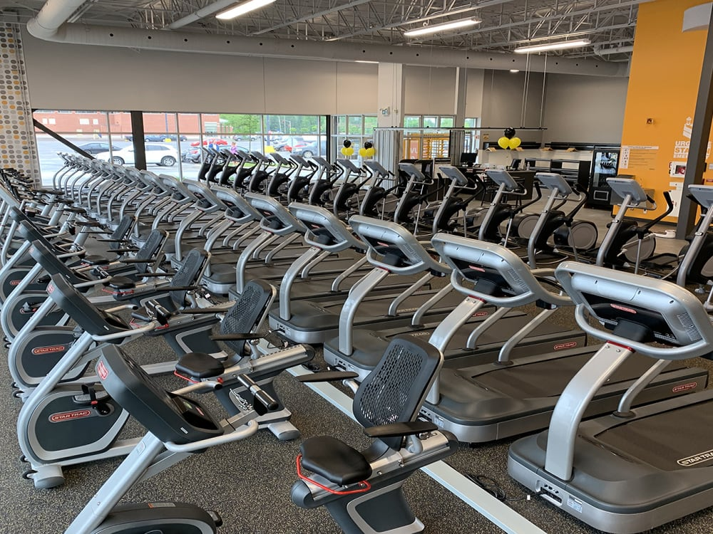 ÉconoFitness Joliette Extra gym