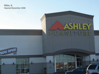 Superior Niles, IL Ashley Furniture HomeStore 93904