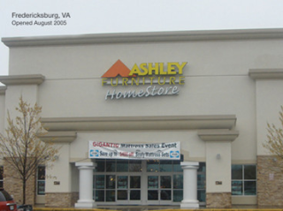 Fredericksburg, VA Ashley Furniture HomeStore 92897