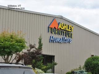 Williston, VT Ashley Furniture HomeStore 94355