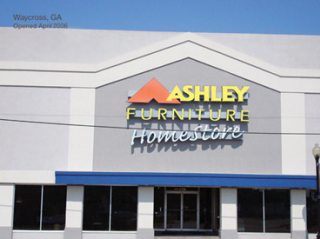 Waycross, GA Ashley Furniture HomeStore 93165