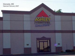 Grenada, MS Ashley Furniture HomeStore 93381