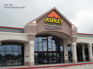 York Ashley Furniture HomeStore 93363
