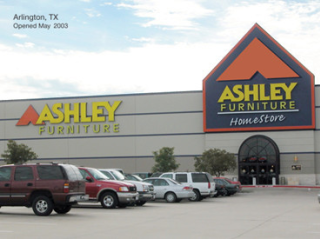 Elegant Arlington, TX Ashley Furniture HomeStore 92110