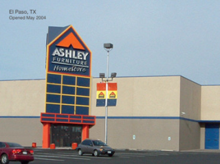 El Paso, TX Ashley Furniture HomeStore 92217