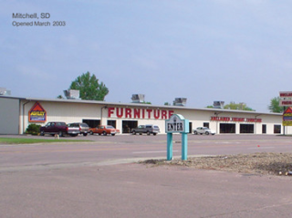 Mitchell, SD Ashley Furniture HomeStore 92321